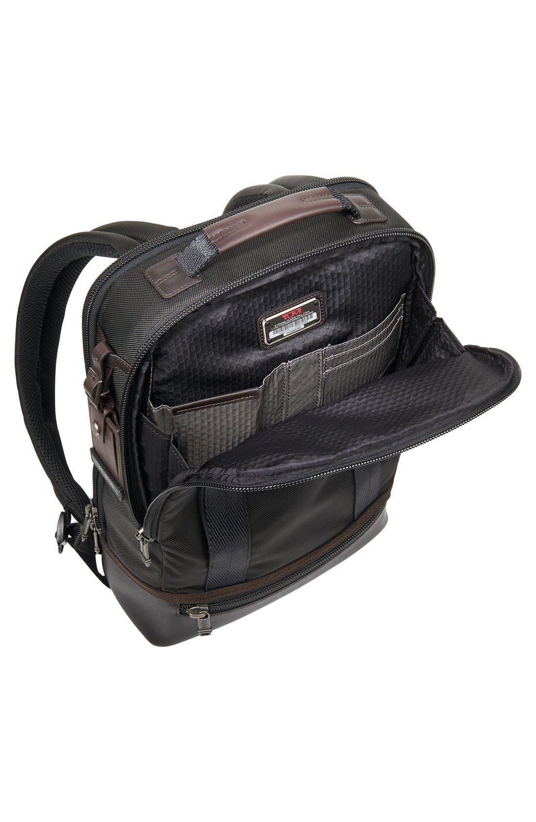 'Alpha Bravo - Dover' Backpack,                             Alternate thumbnail 4, color,                             001