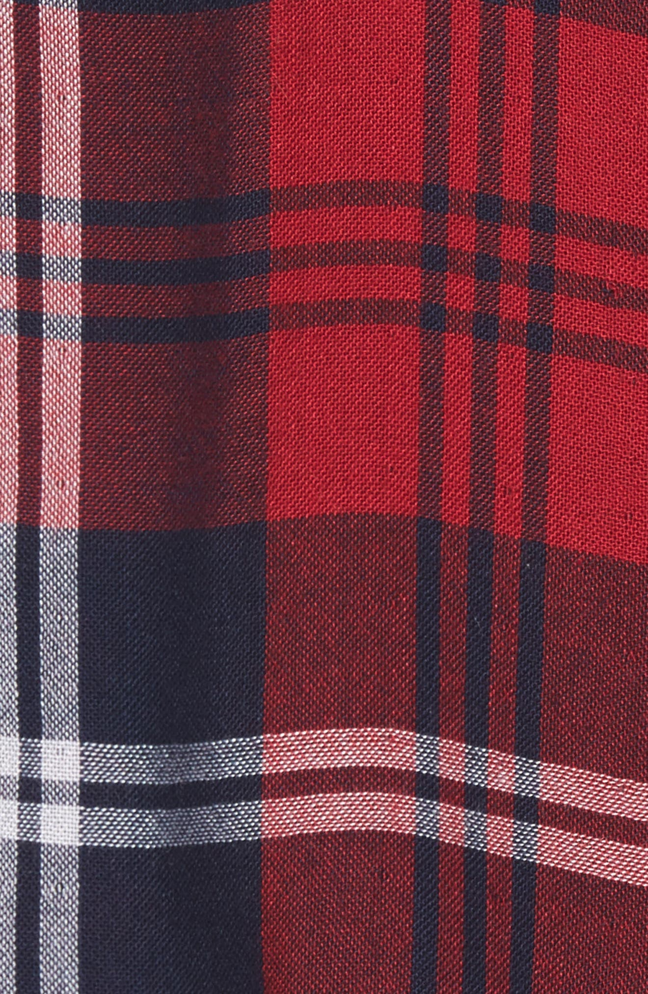 Taitum Plaid Shirt,                             Alternate thumbnail 5, color,                             622