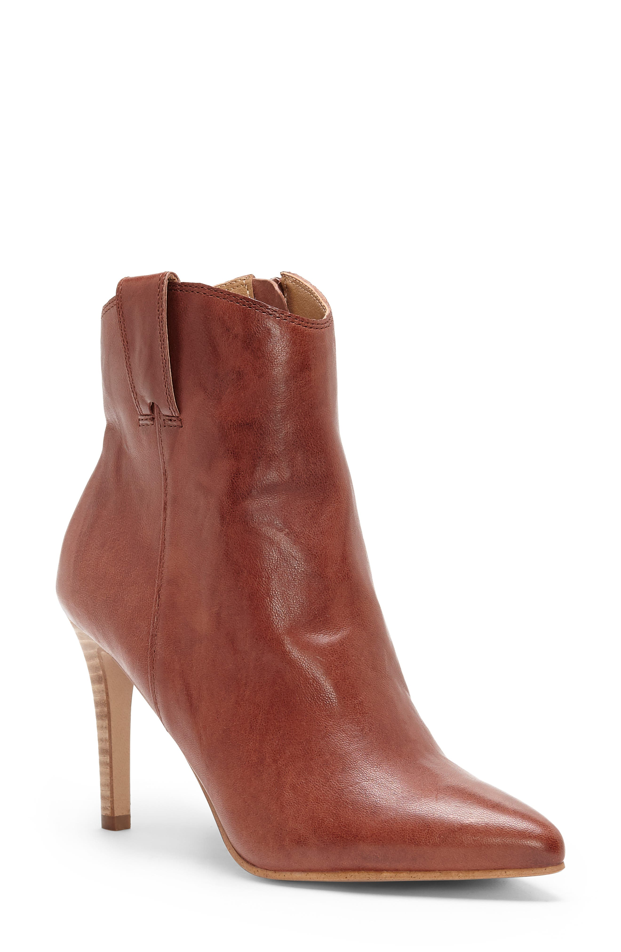 Lucky Brand Torince Bootie- Brown