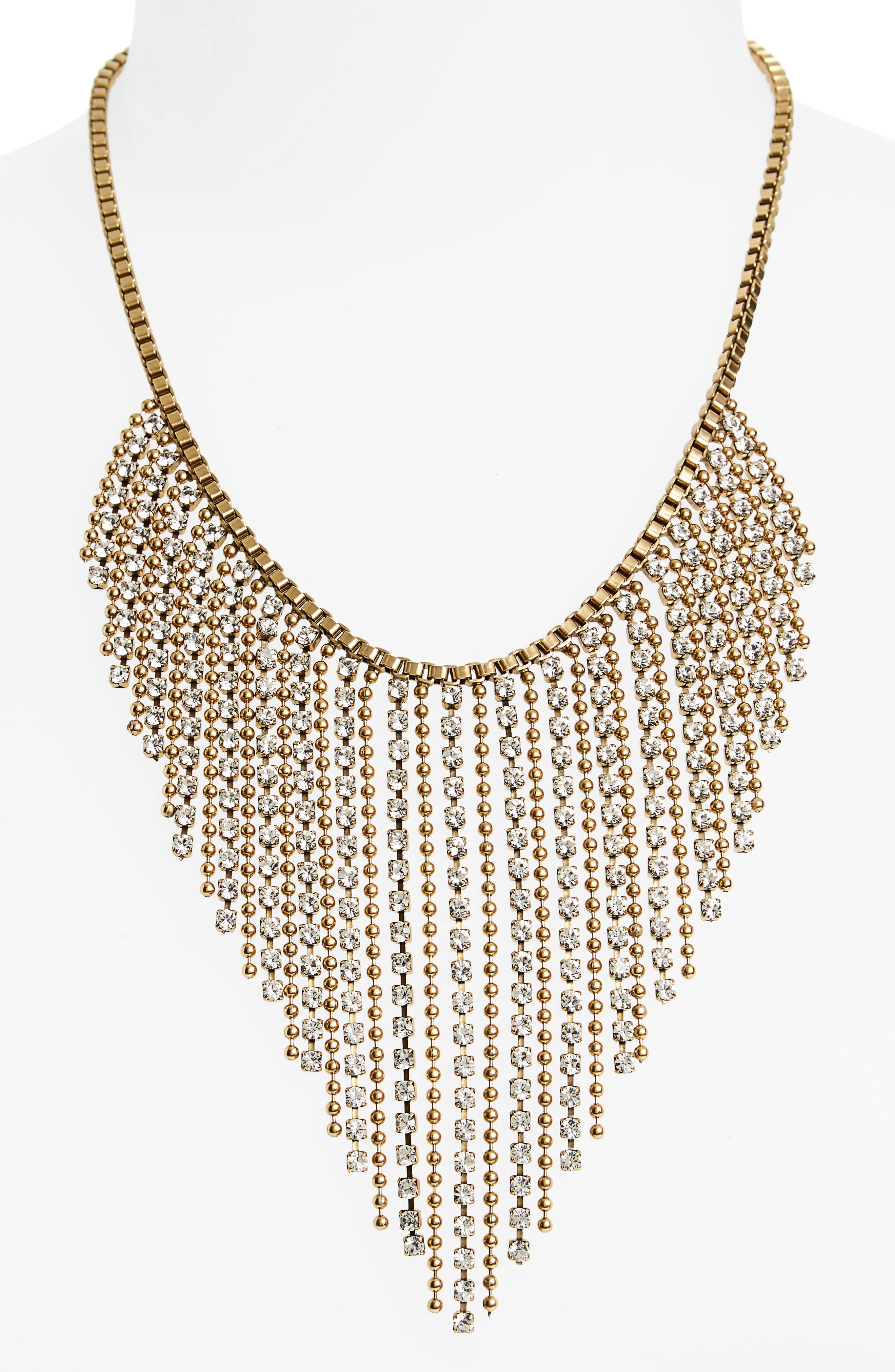 Joanna Frontal Necklace,                             Alternate thumbnail 8, color,