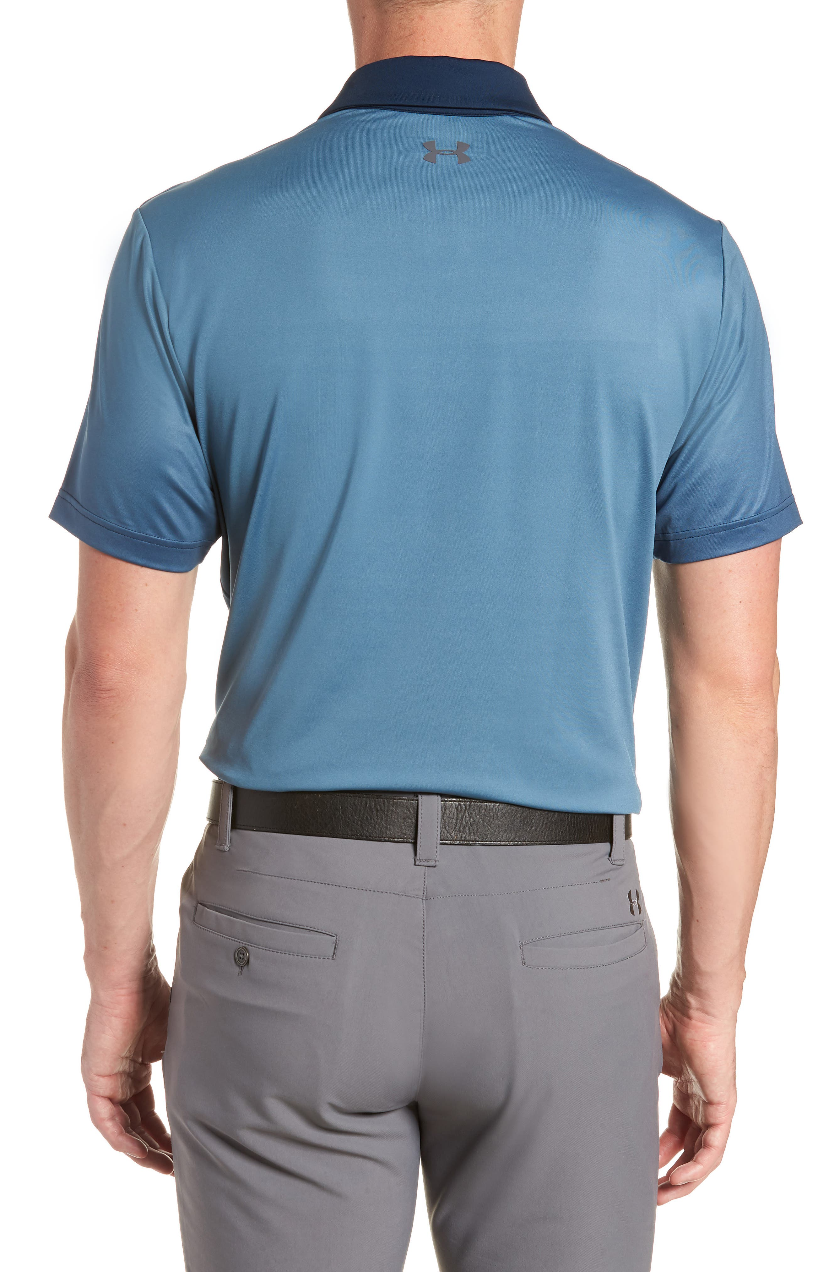 'Playoff' Loose Fit Short Sleeve Polo,                             Alternate thumbnail 64, color,