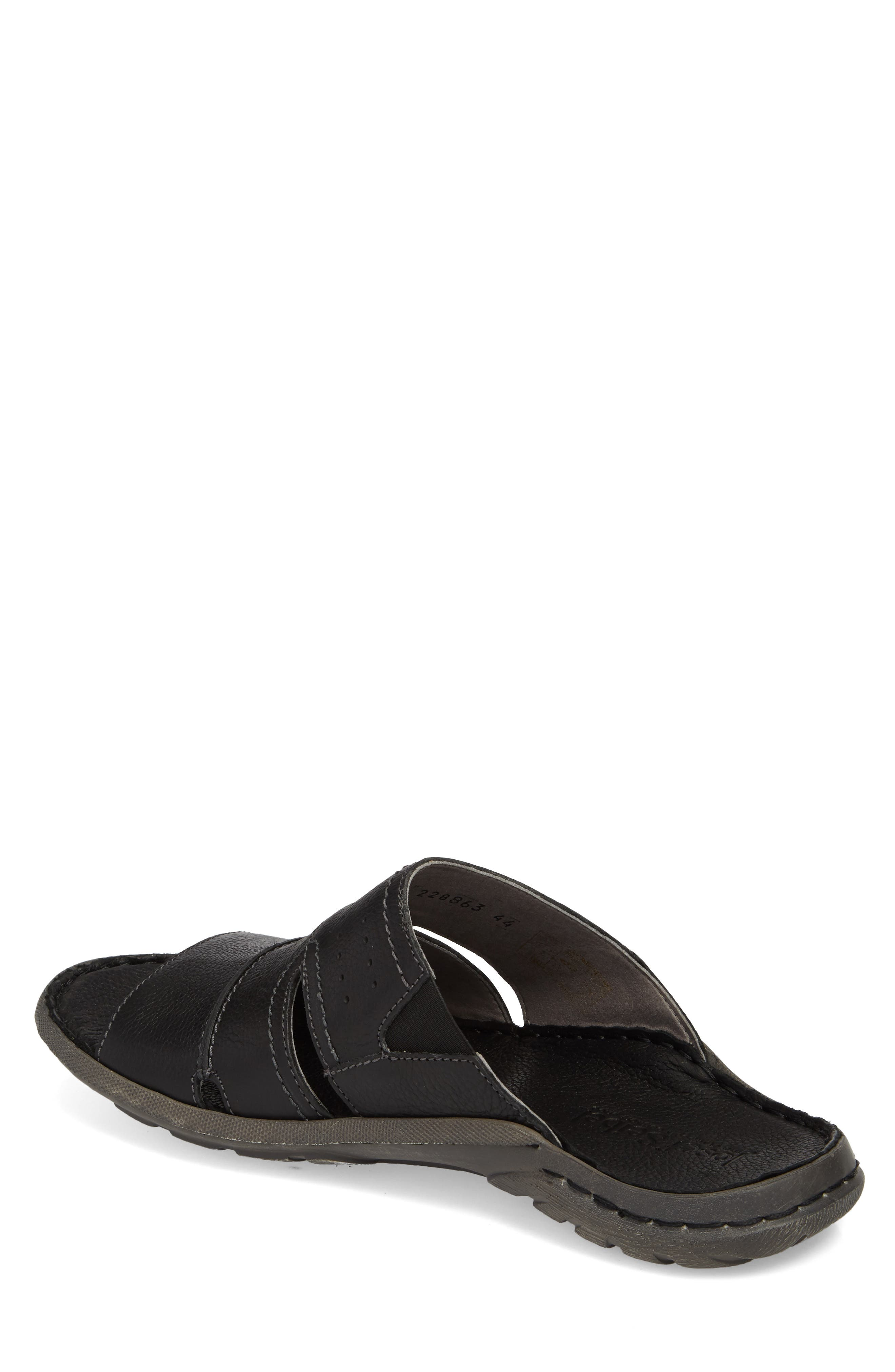 Logan Slide Sandal,                             Alternate thumbnail 2, color,                             004