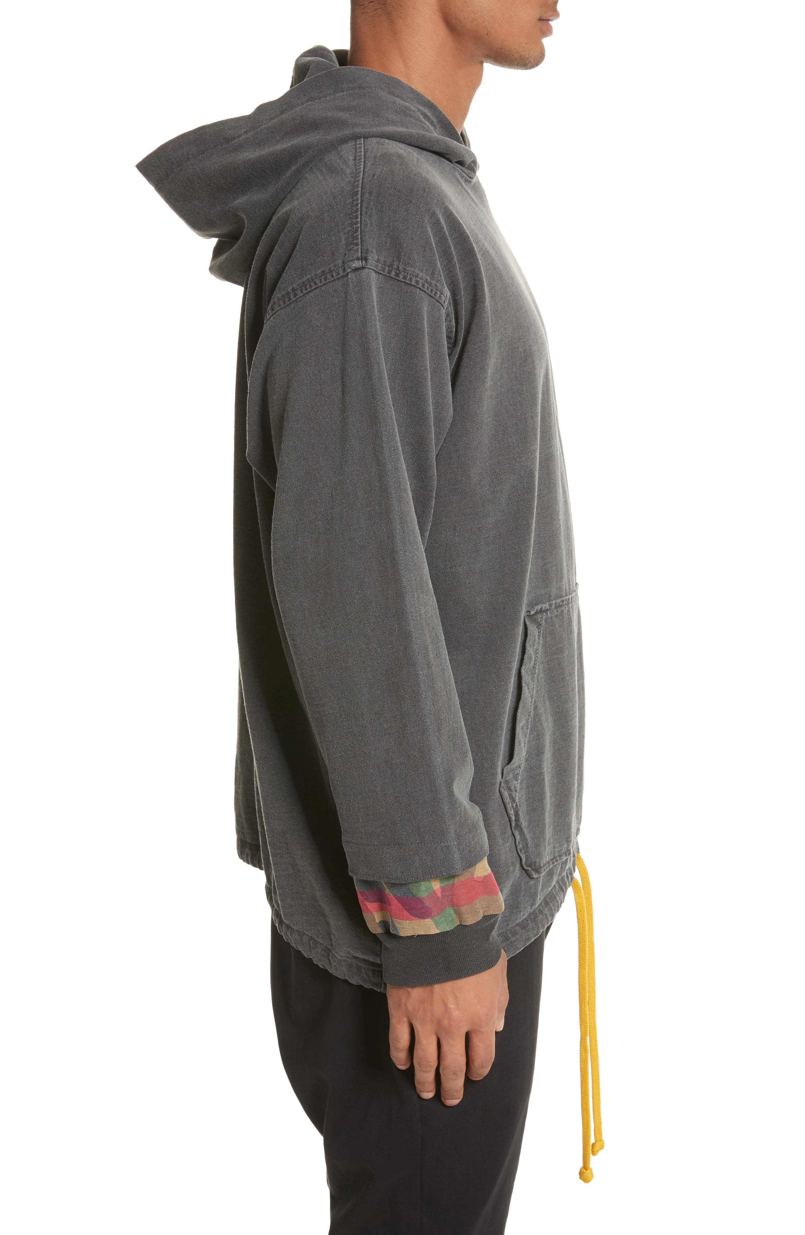 Army Hoodie,                             Alternate thumbnail 3, color,                             001