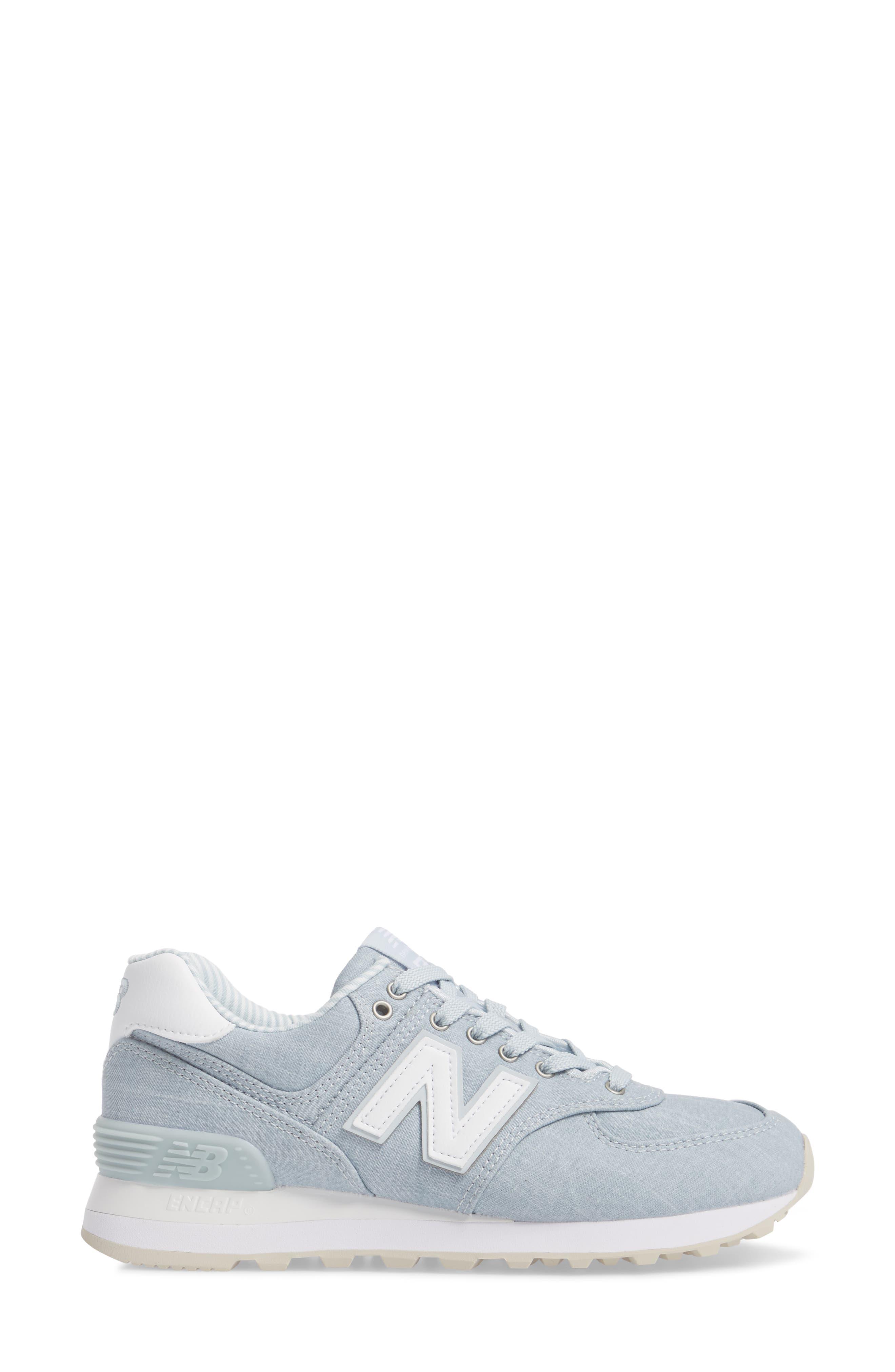 574 Sneaker,                             Alternate thumbnail 18, color,