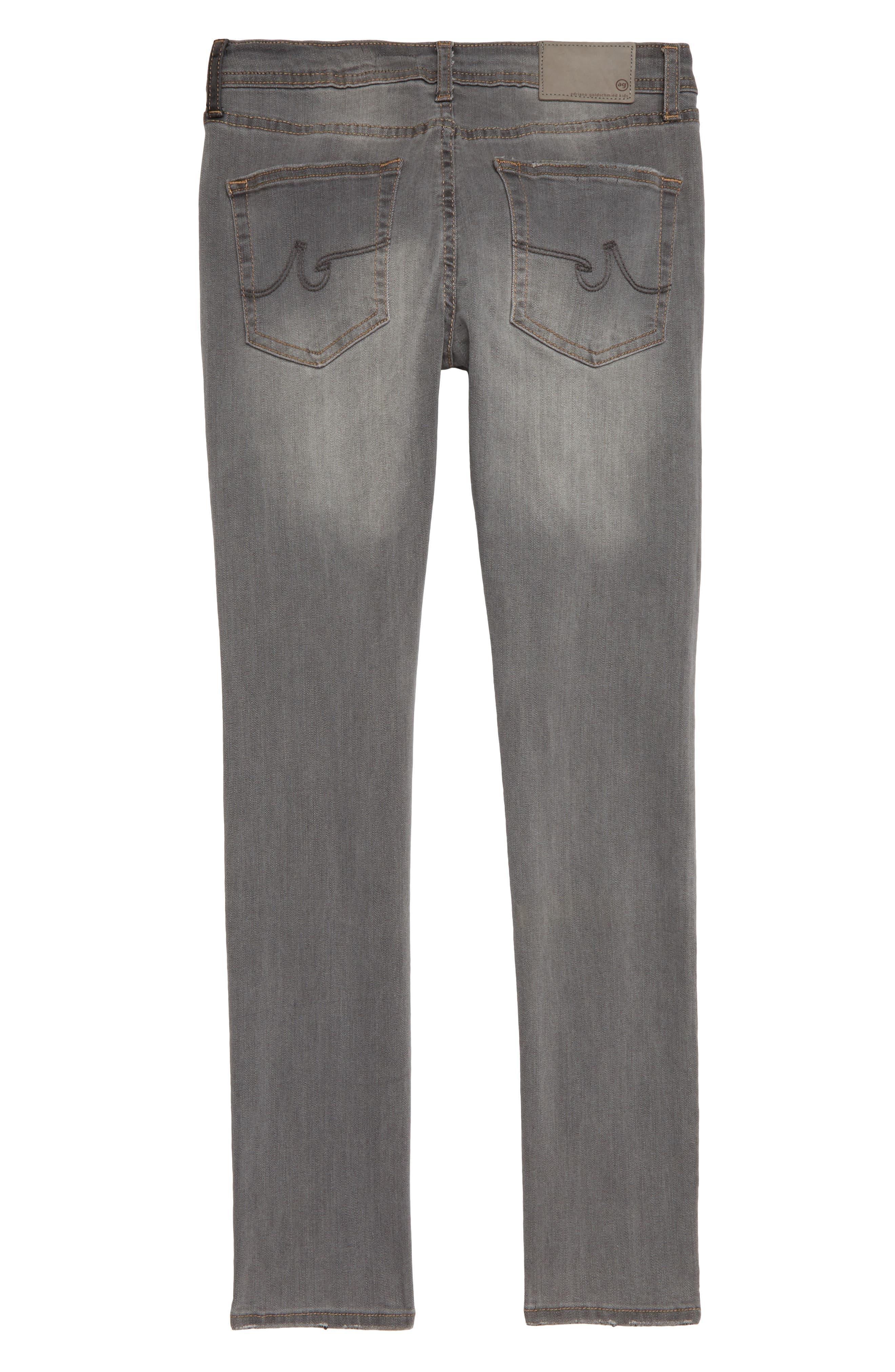 The Stryker Slim Straight Leg Jeans,                             Alternate thumbnail 2, color,                             GRAPHITE