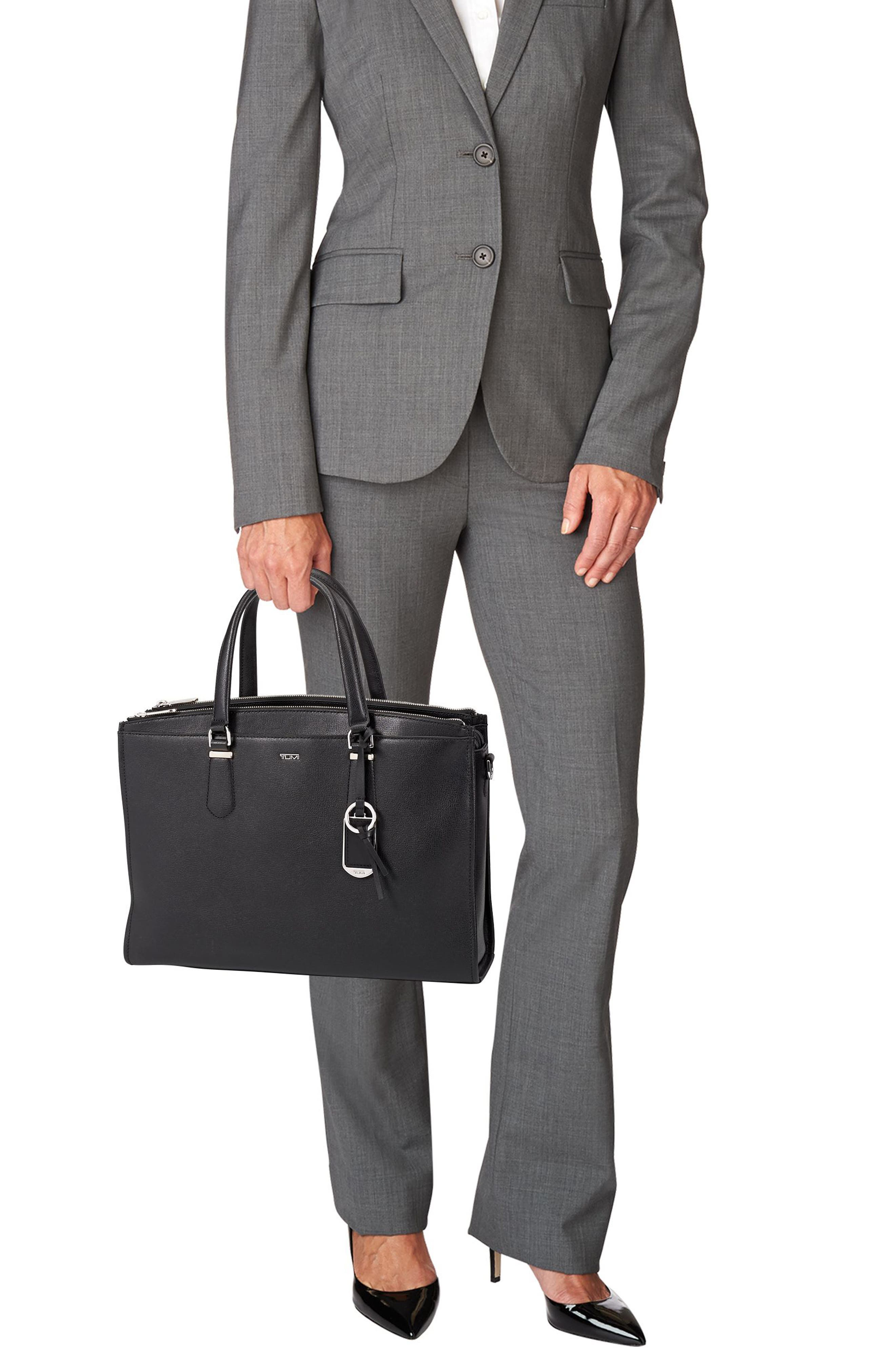 Stanton – Esme Leather Business Briefcase,                             Alternate thumbnail 3, color,