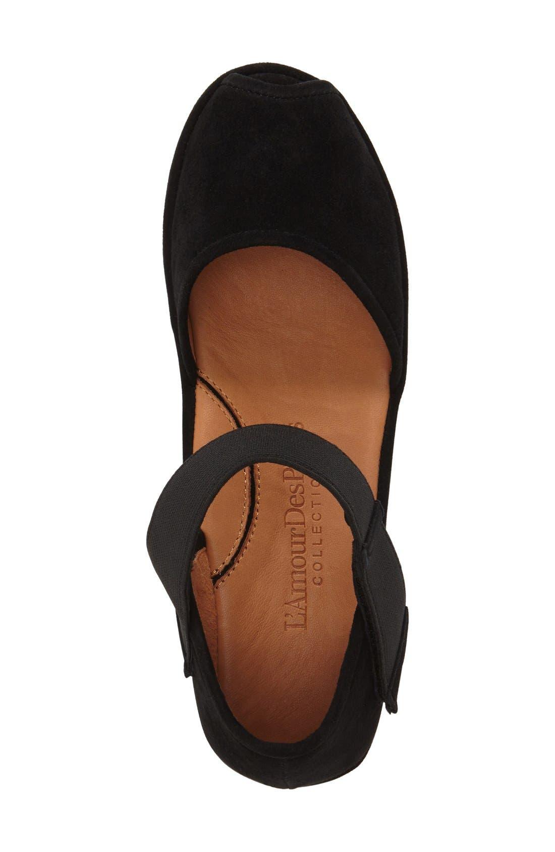 'Amadour' Platform Sandal,                             Alternate thumbnail 28, color,