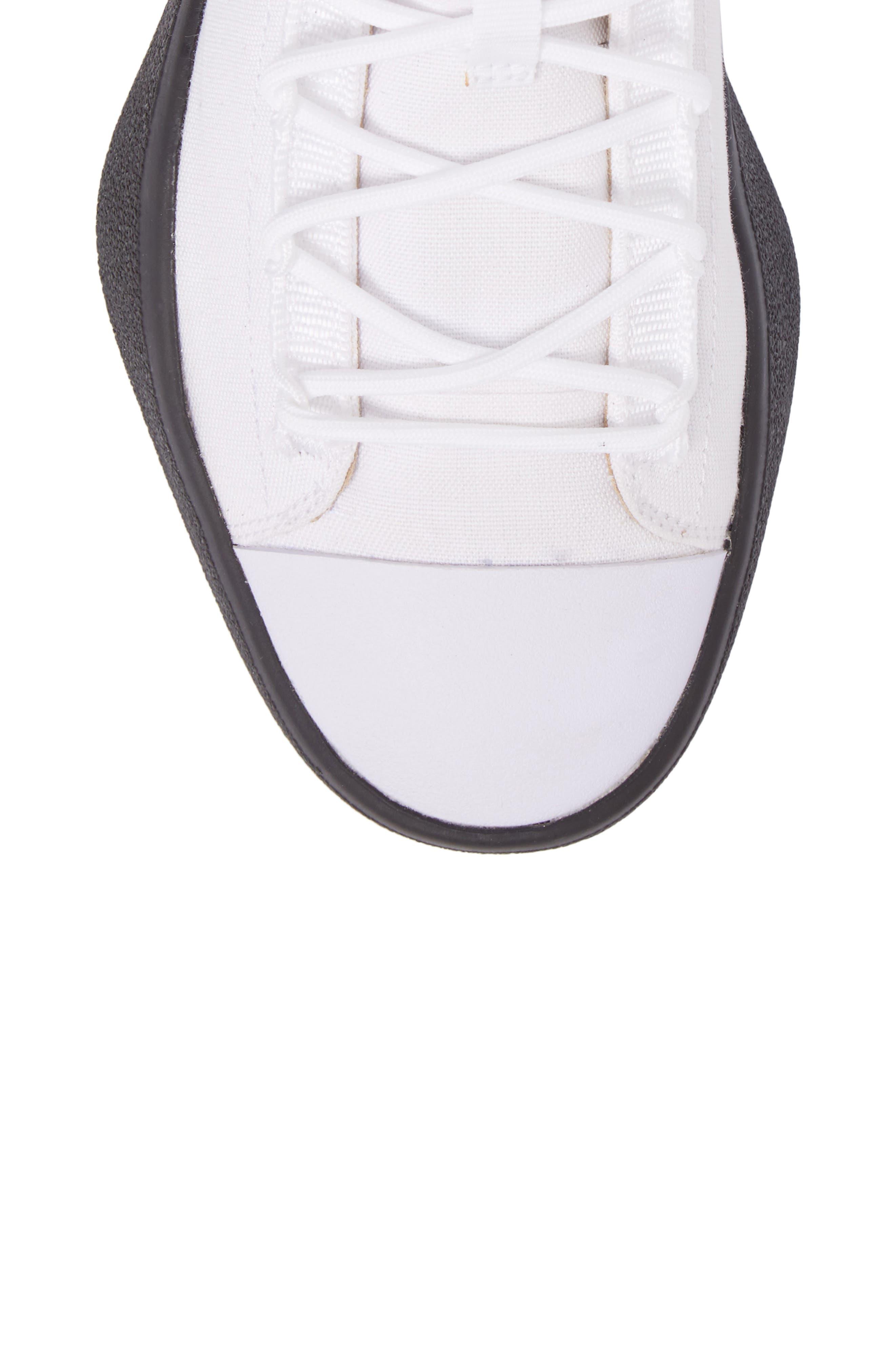 Bashyo High Top Sneaker,                             Alternate thumbnail 5, color,                             100