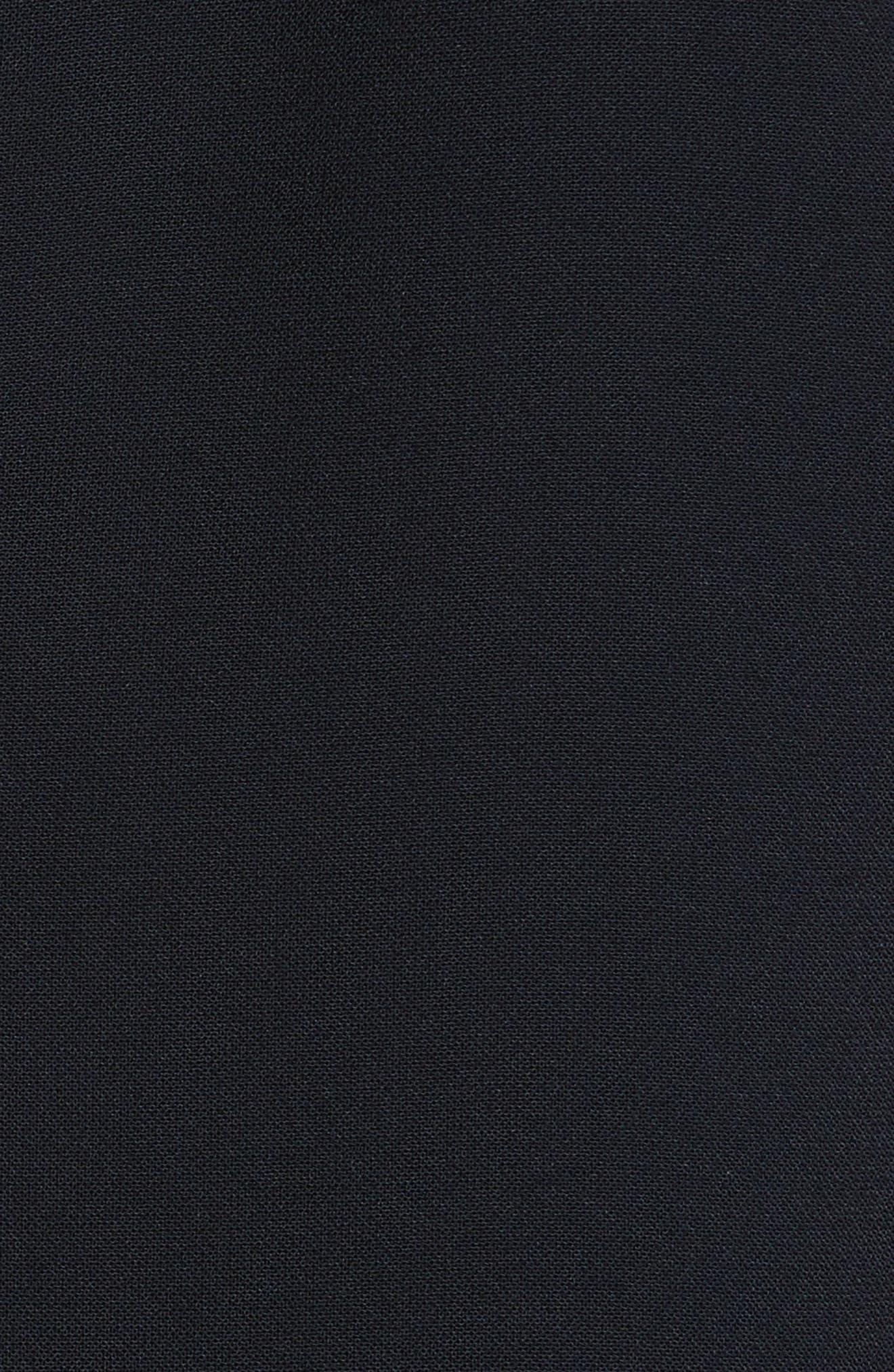 Ruffle Hem A-Line Dress,                             Alternate thumbnail 5, color,                             402