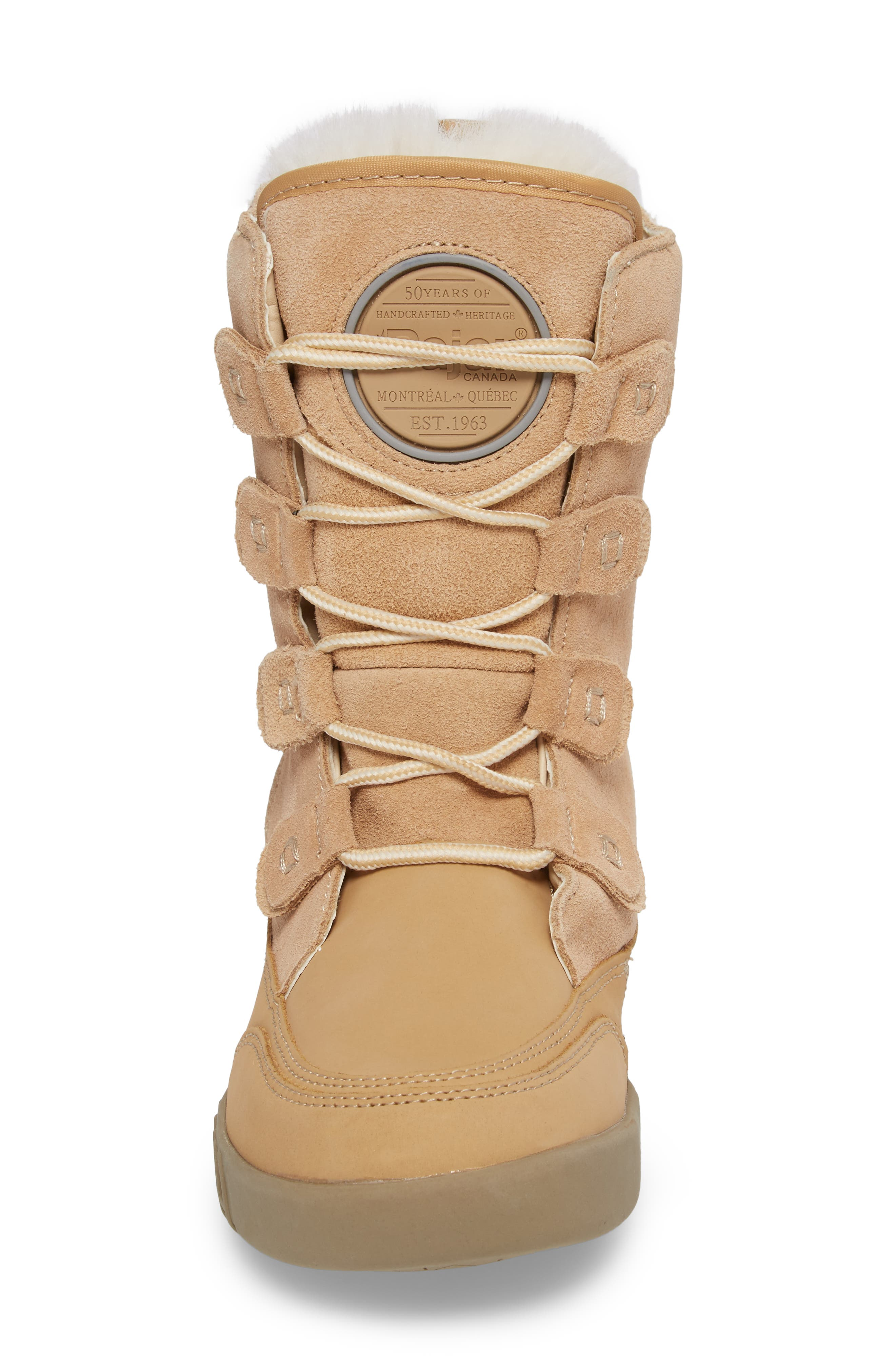 Pamina Insulated Waterproof Boot,                             Alternate thumbnail 8, color,