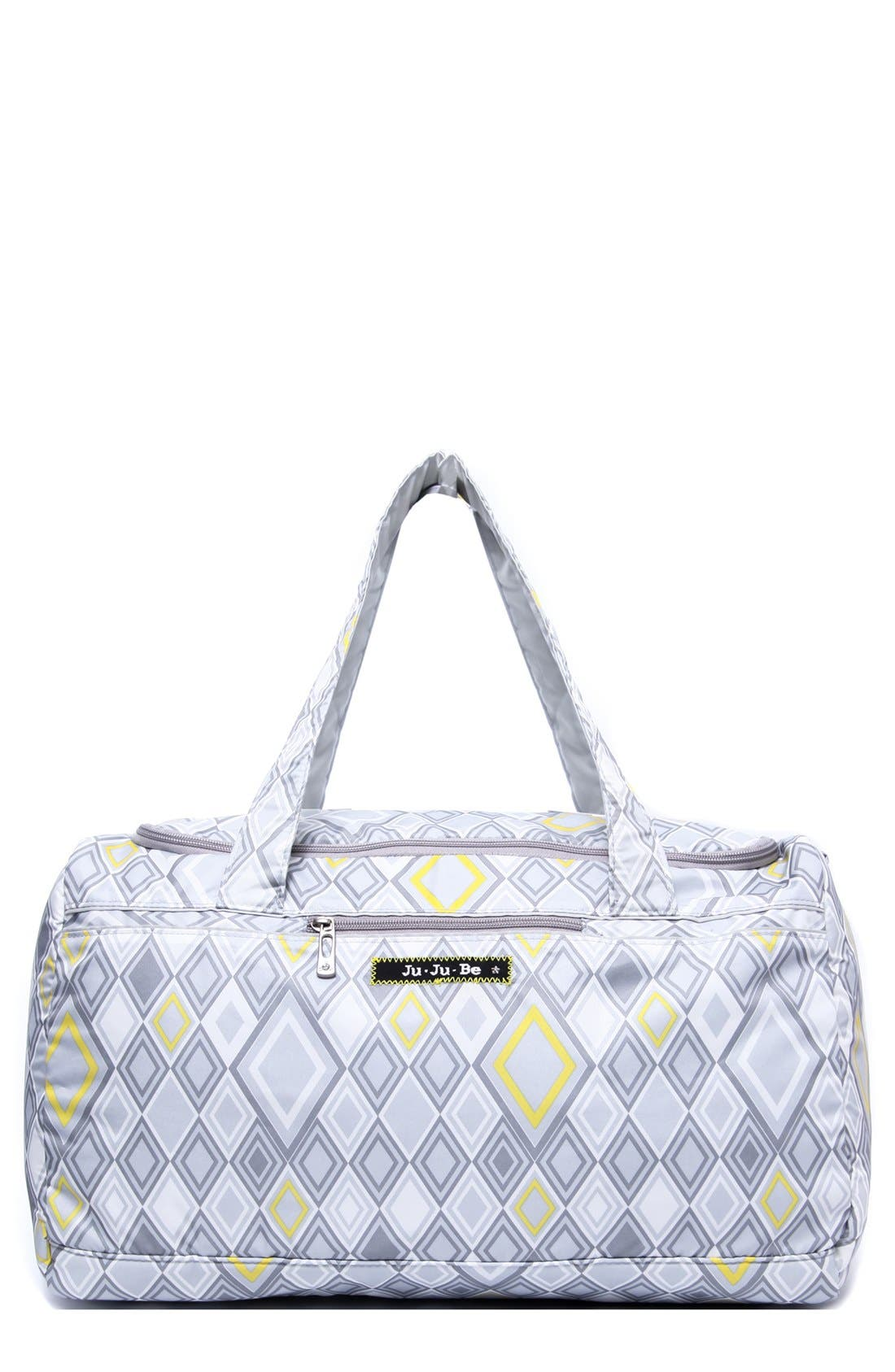 'Starlet' Travel Diaper Bag,                             Main thumbnail 4, color,