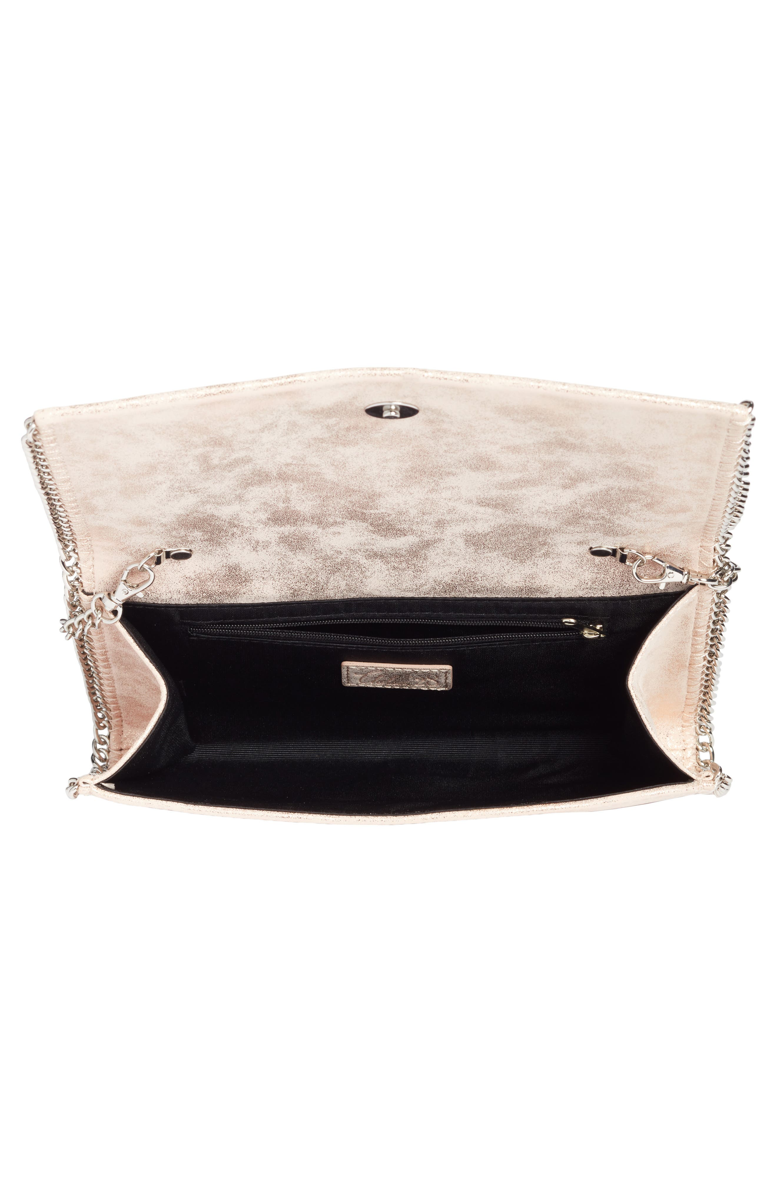 Faux Leather Crossbody Clutch,                             Alternate thumbnail 17, color,