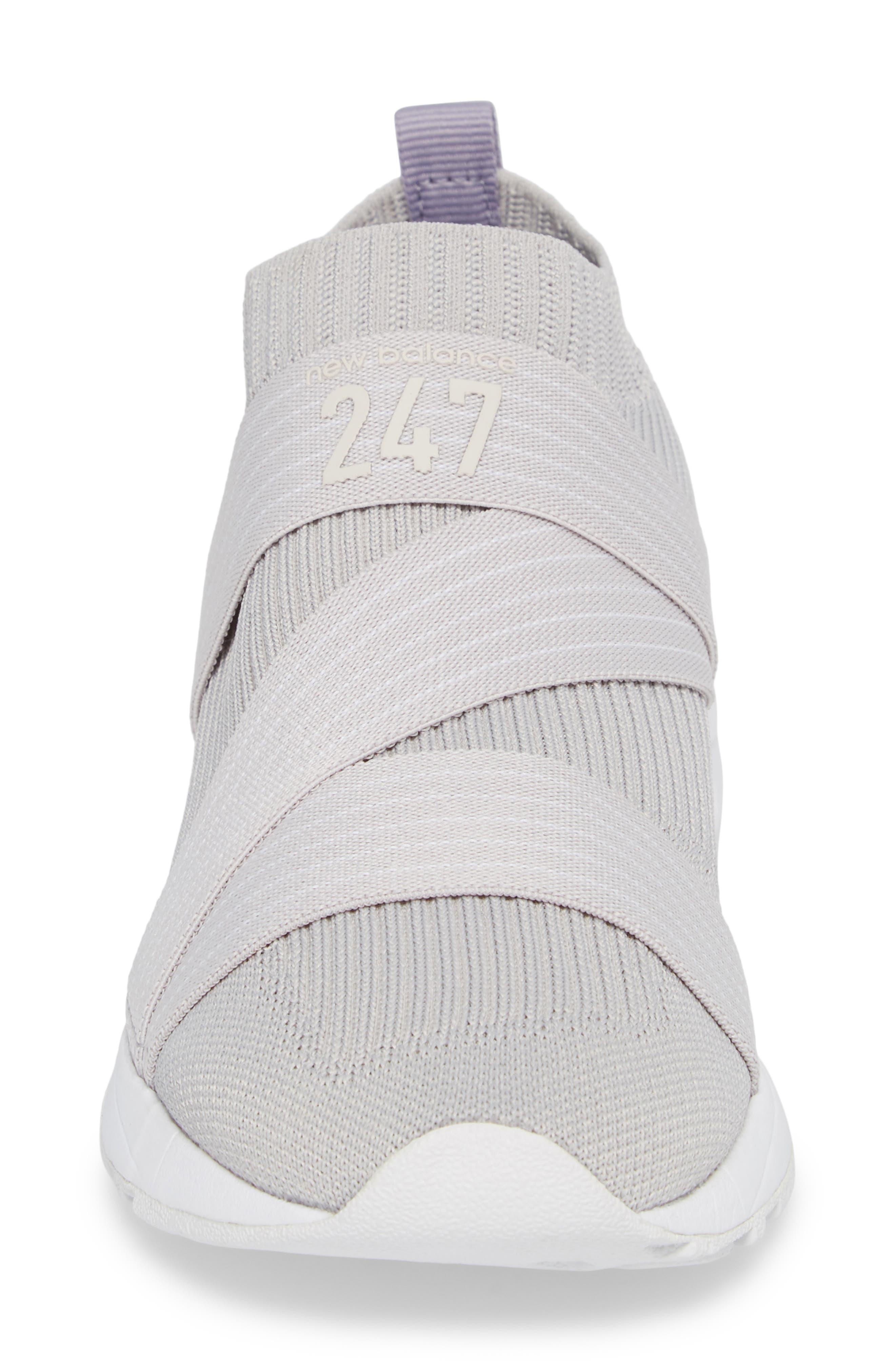 247 Knit Sneaker,                             Alternate thumbnail 7, color,