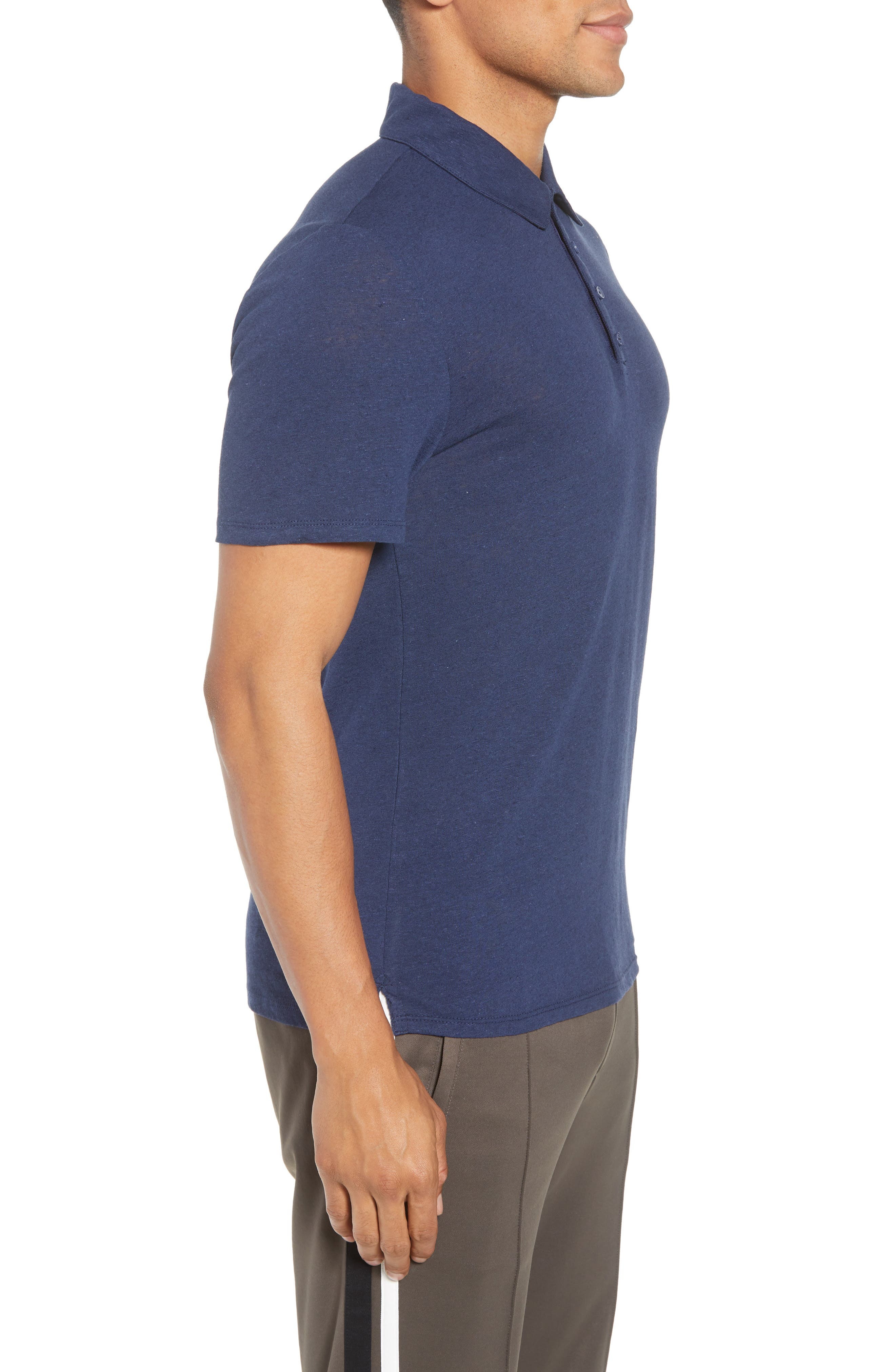 Slim Fit Polo,                             Alternate thumbnail 3, color,                             300