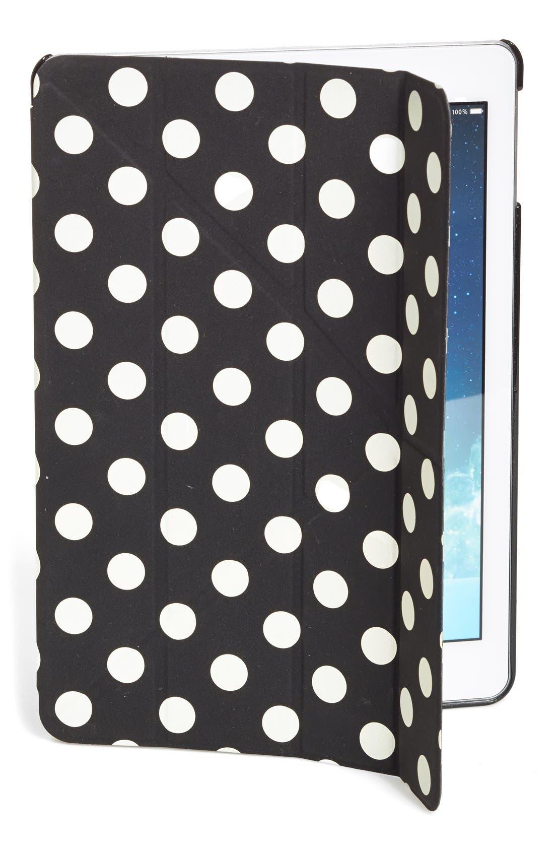 'origami' iPad Air case,                             Main thumbnail 1, color,                             001