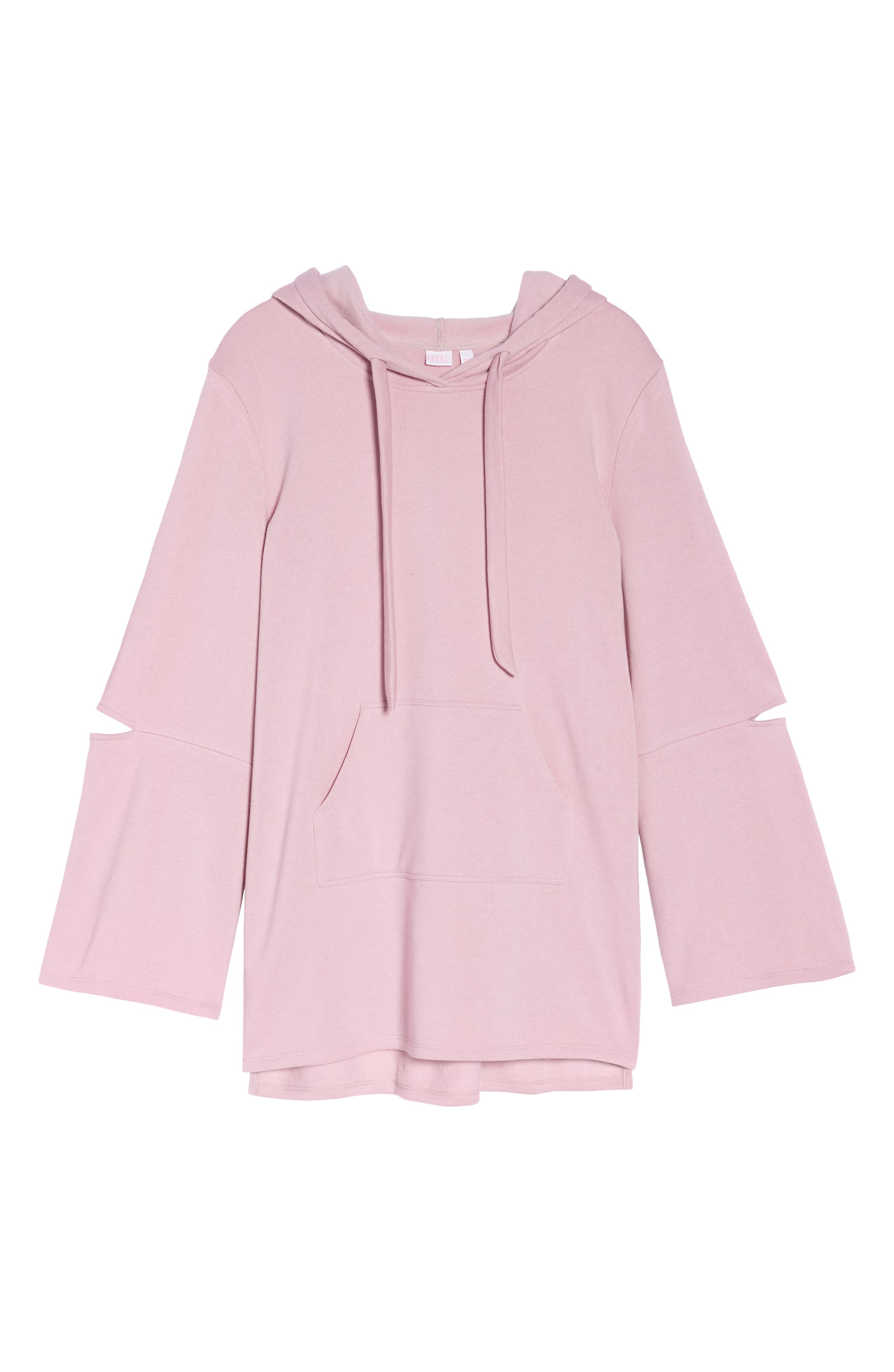 All The Stops Hoodie,                             Alternate thumbnail 6, color,                             PURPLE FRAGRANT