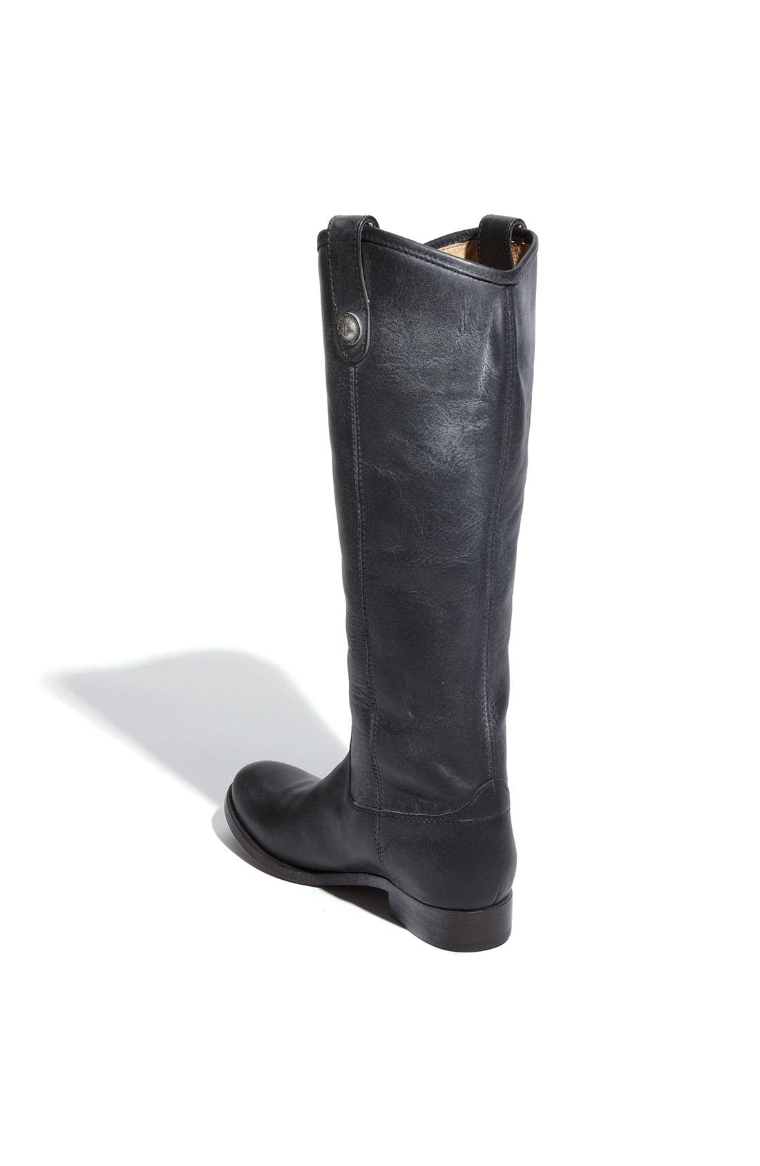 'Melissa Button' Leather Riding Boot,                             Alternate thumbnail 70, color,
