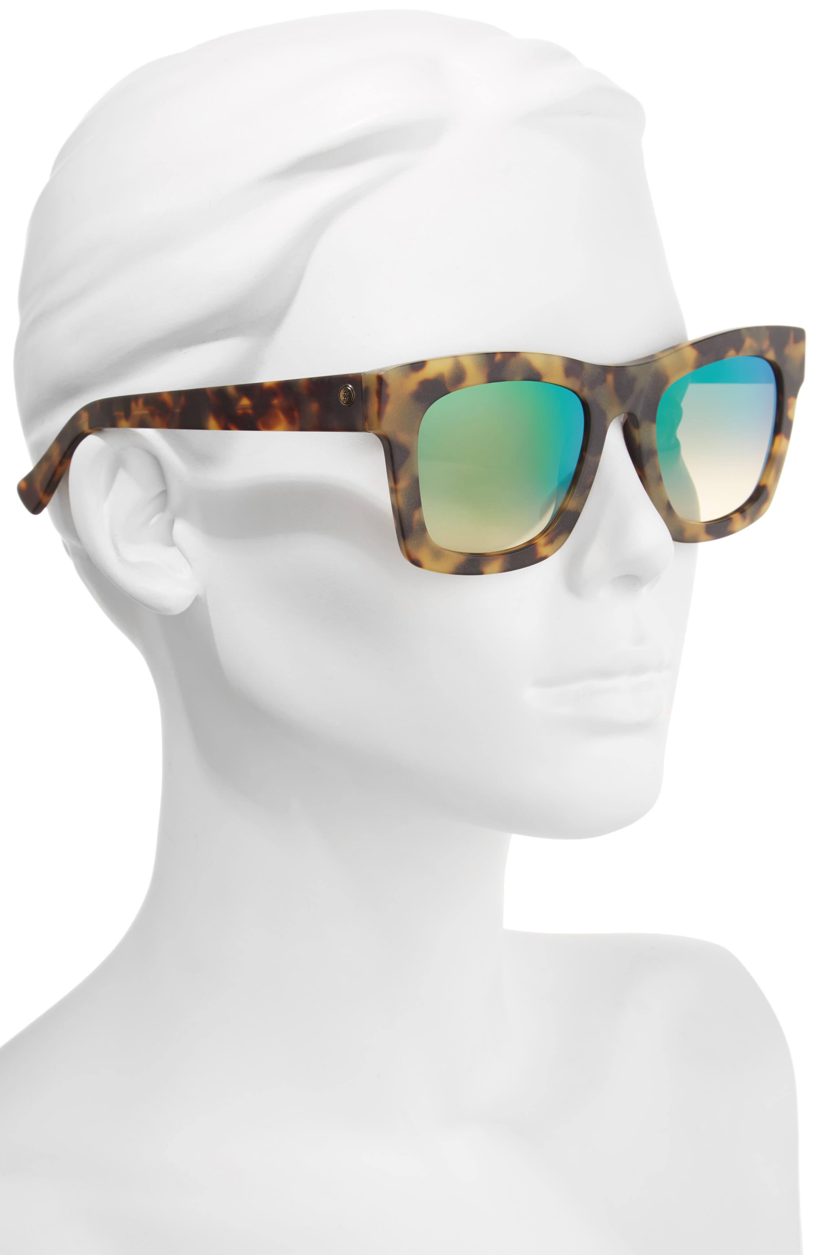 'Crasher' 53mm Retro Sunglasses,                             Alternate thumbnail 19, color,