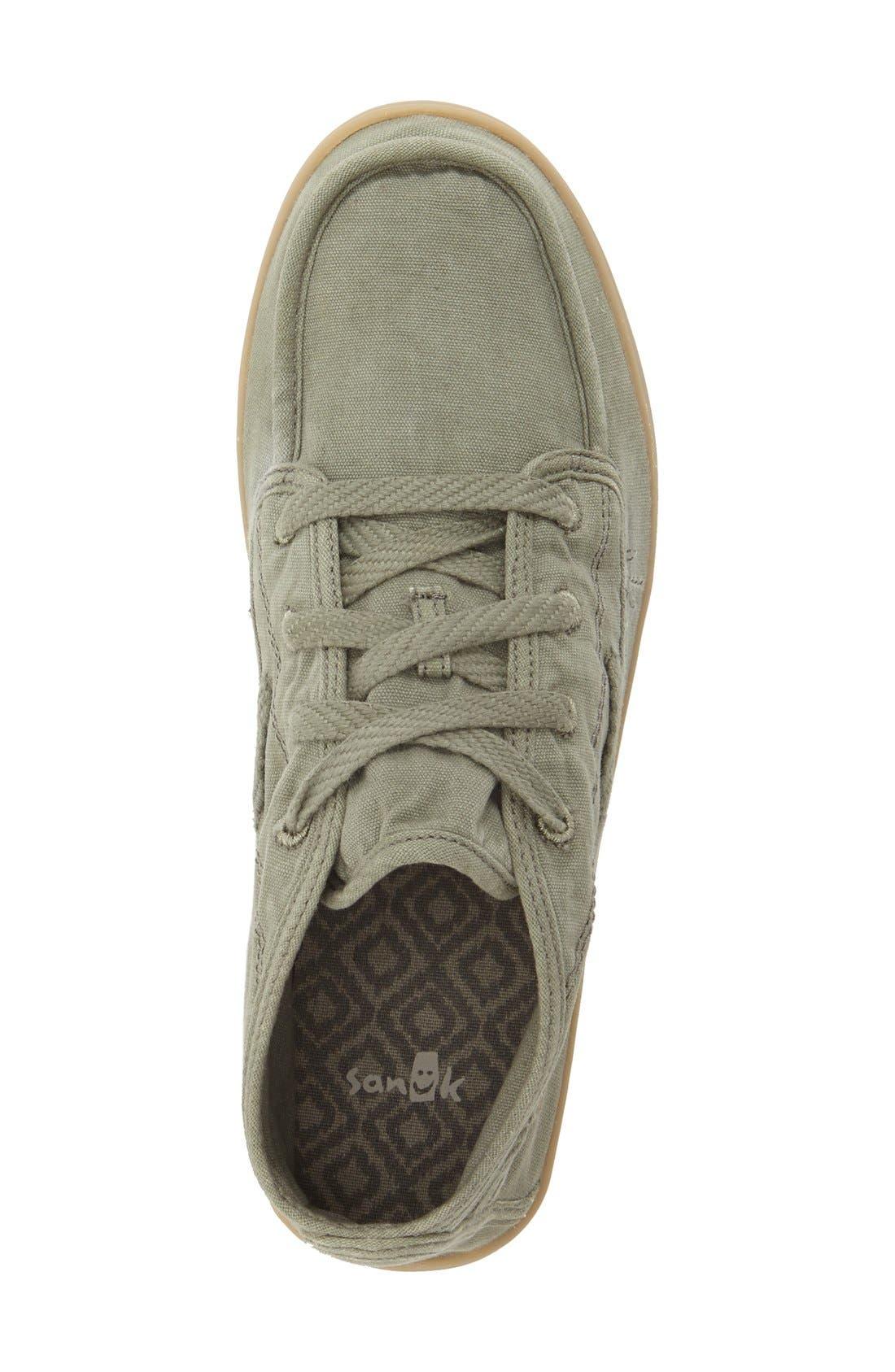 'Vee K Shawn' High Top Sneaker,                             Alternate thumbnail 9, color,