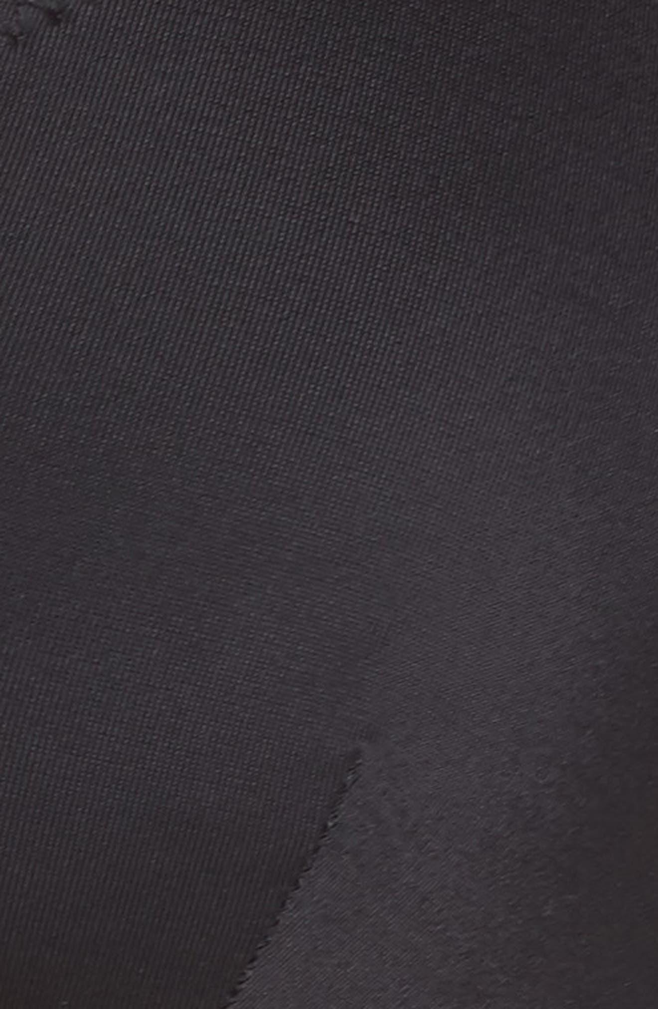 Cora Bikini Top,                             Alternate thumbnail 6, color,                             BLACK