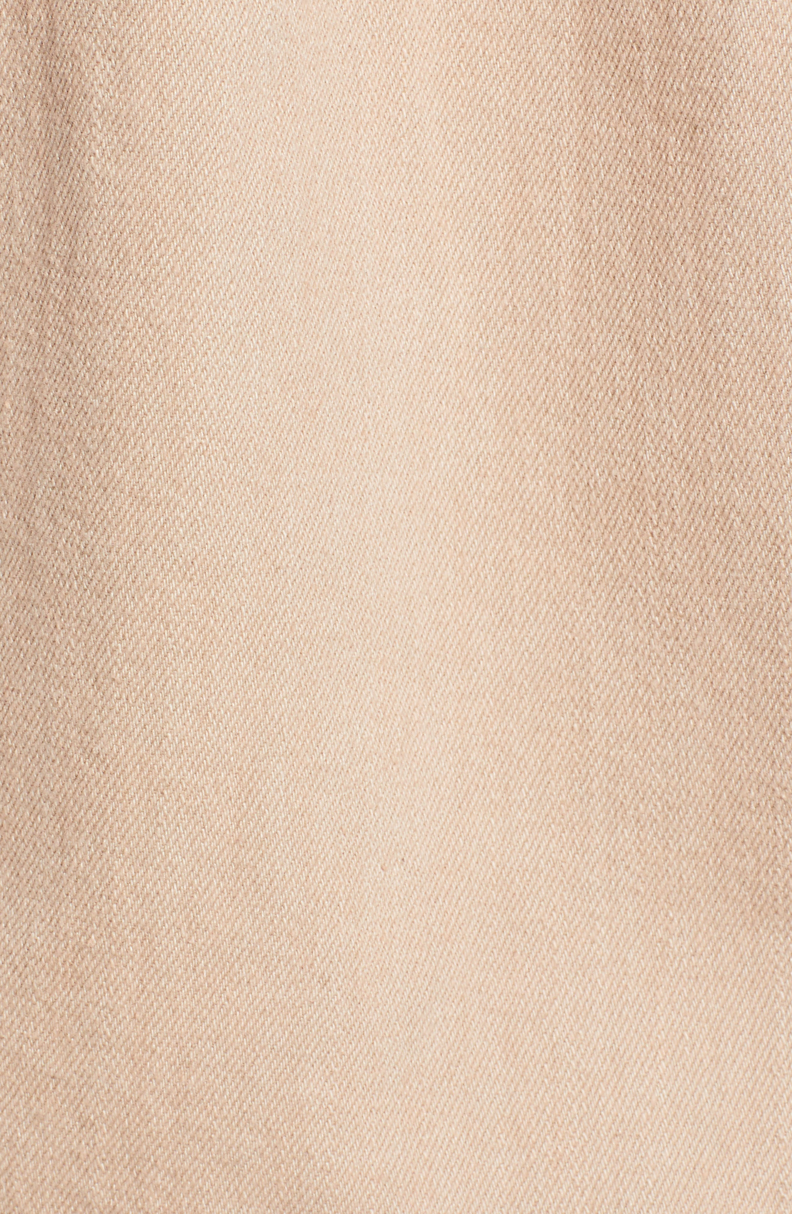 Claudia Oversize Denim Jacket,                             Alternate thumbnail 7, color,                             250