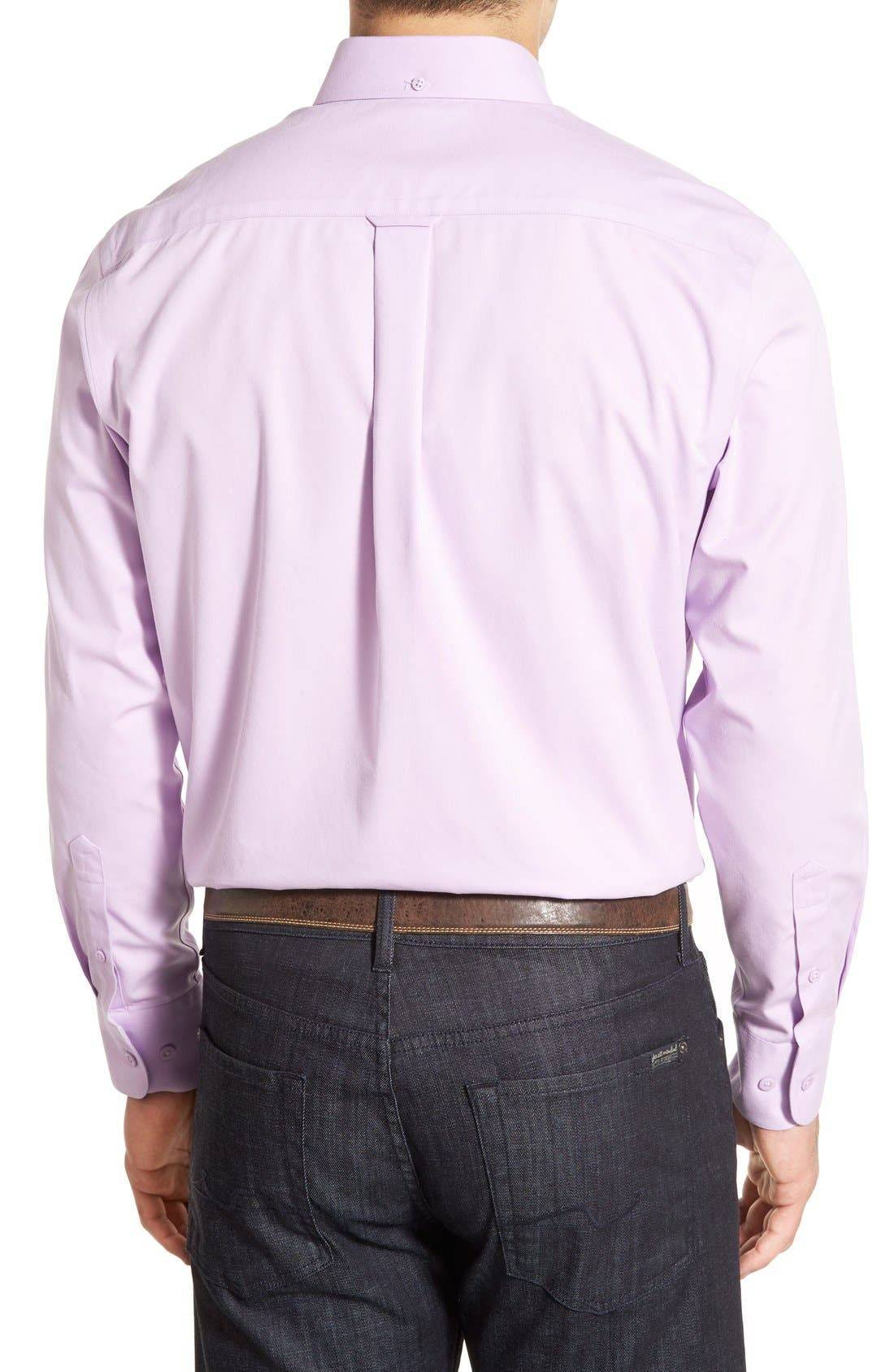 Smartcare<sup>™</sup> Traditional Fit Twill Boat Shirt,                             Alternate thumbnail 69, color,