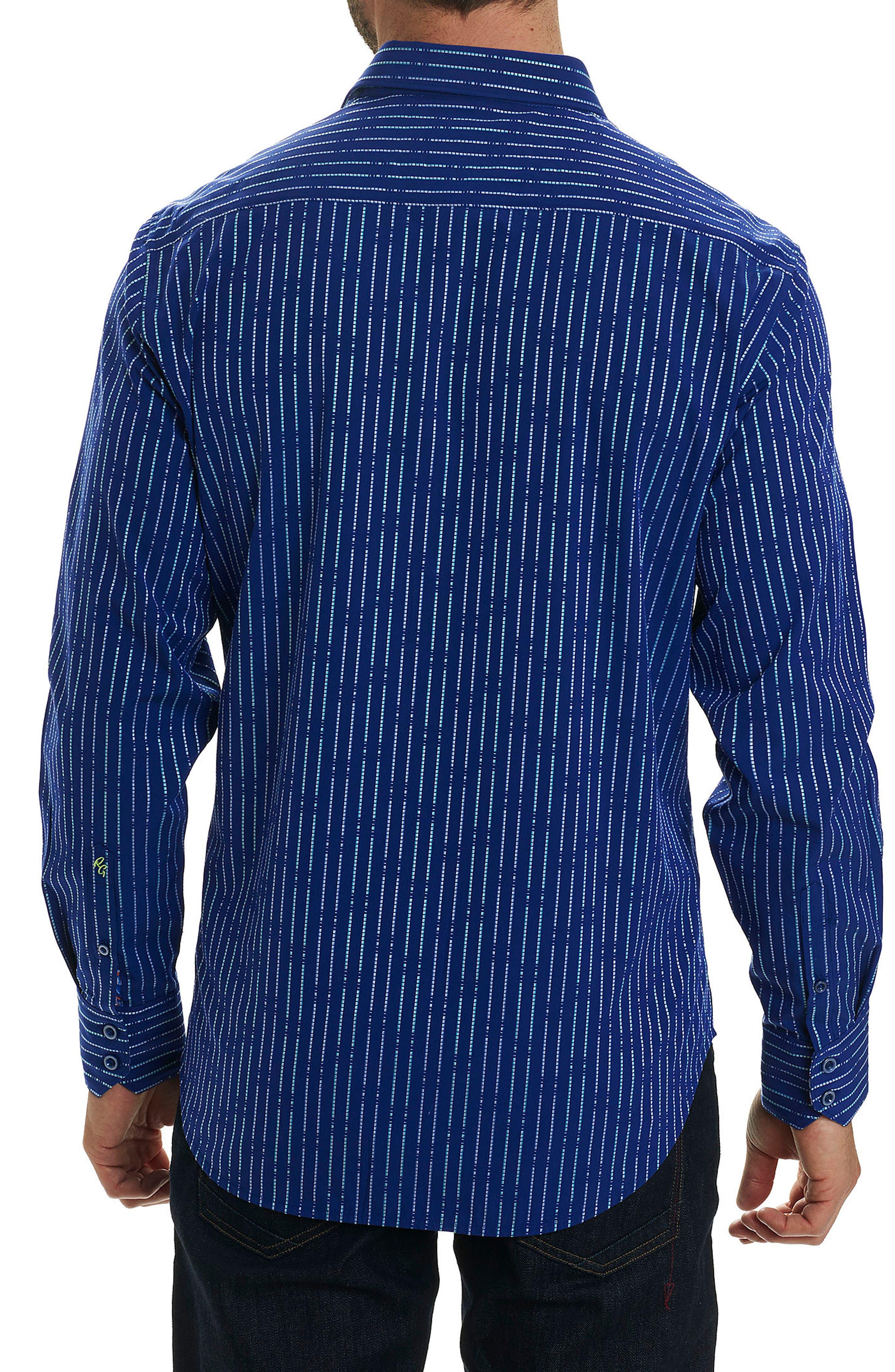 Bora Classic Fit Sport Shirt,                             Alternate thumbnail 4, color,