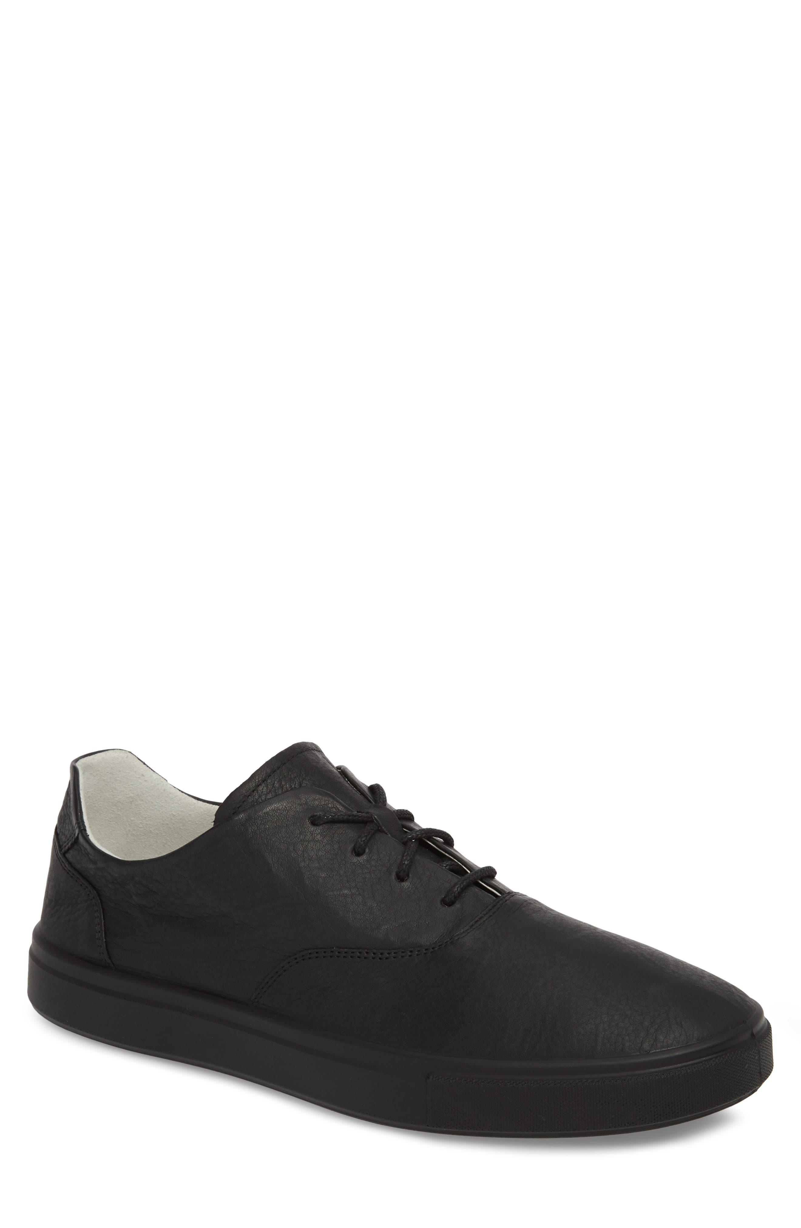 ECCO,                             Kyle Low Top Sneaker,                             Main thumbnail 1, color,                             003