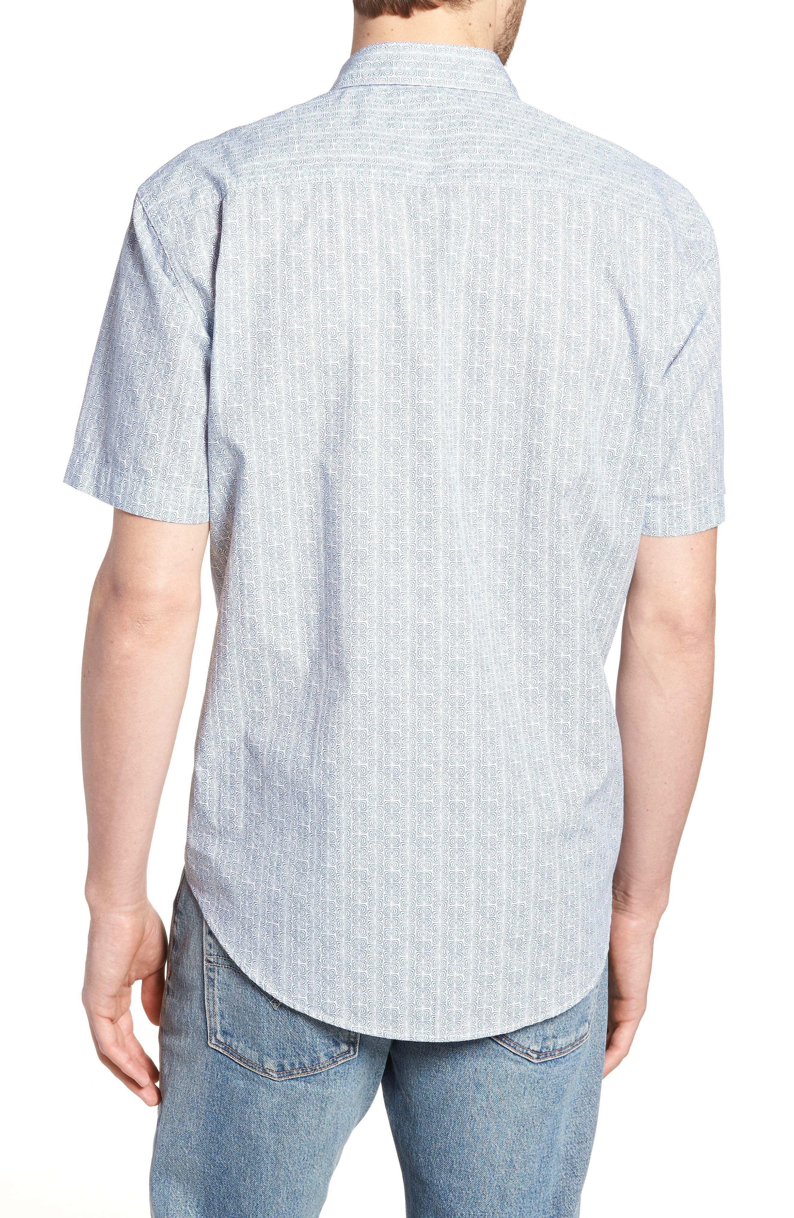 Jacurre Regular Fit Short Sleeve Sport Shirt,                             Alternate thumbnail 2, color,                             462