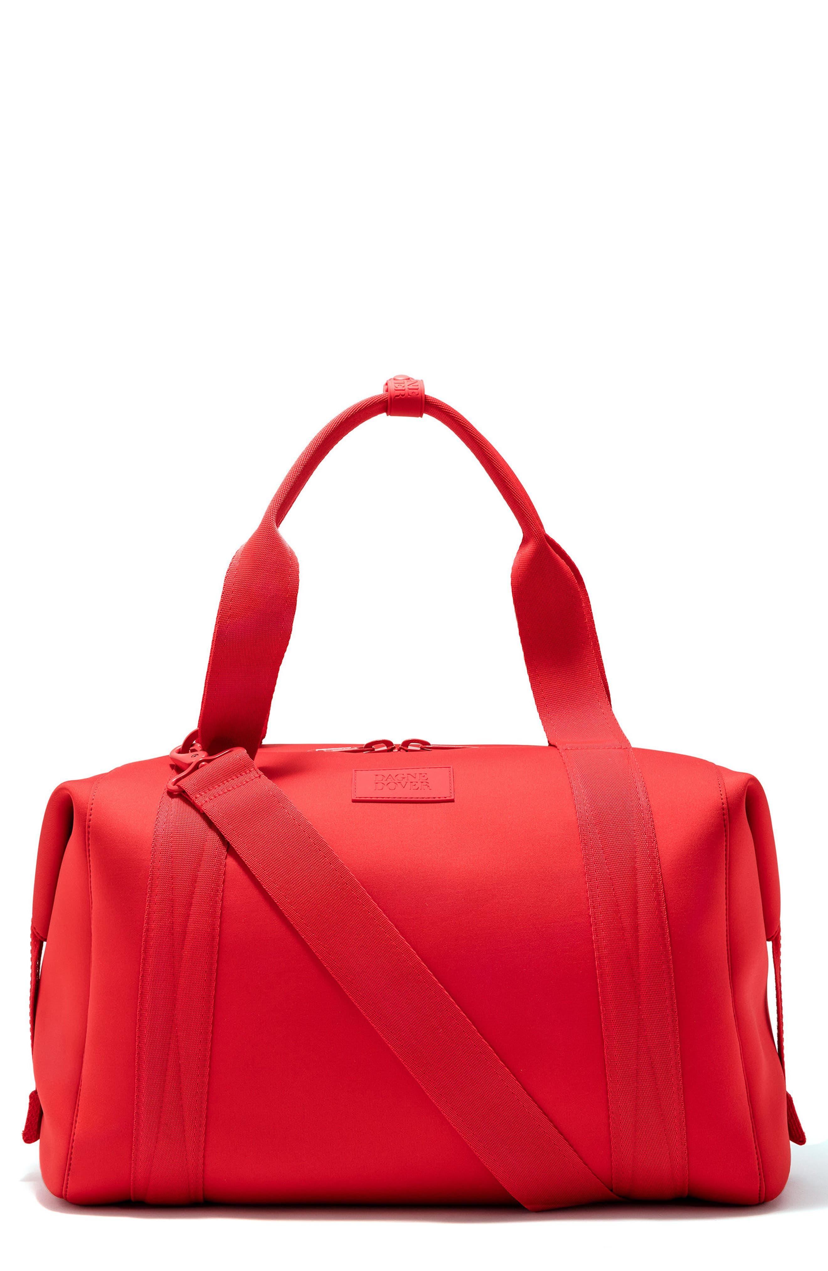 365 Large Landon Neoprene Carryall Duffel Bag,                             Main thumbnail 7, color,