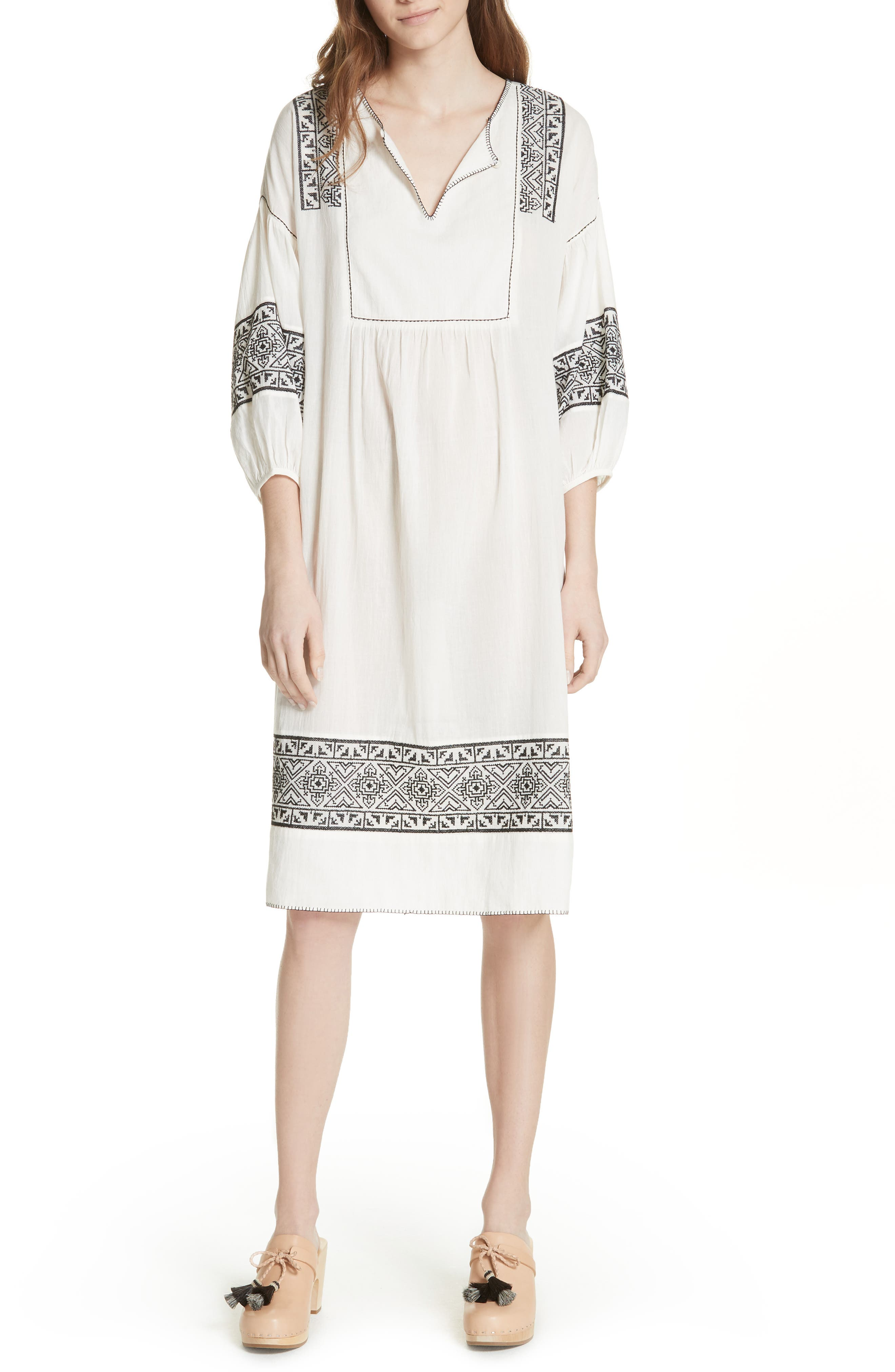 The Lovely Tunic Dress,                             Main thumbnail 1, color,                             900