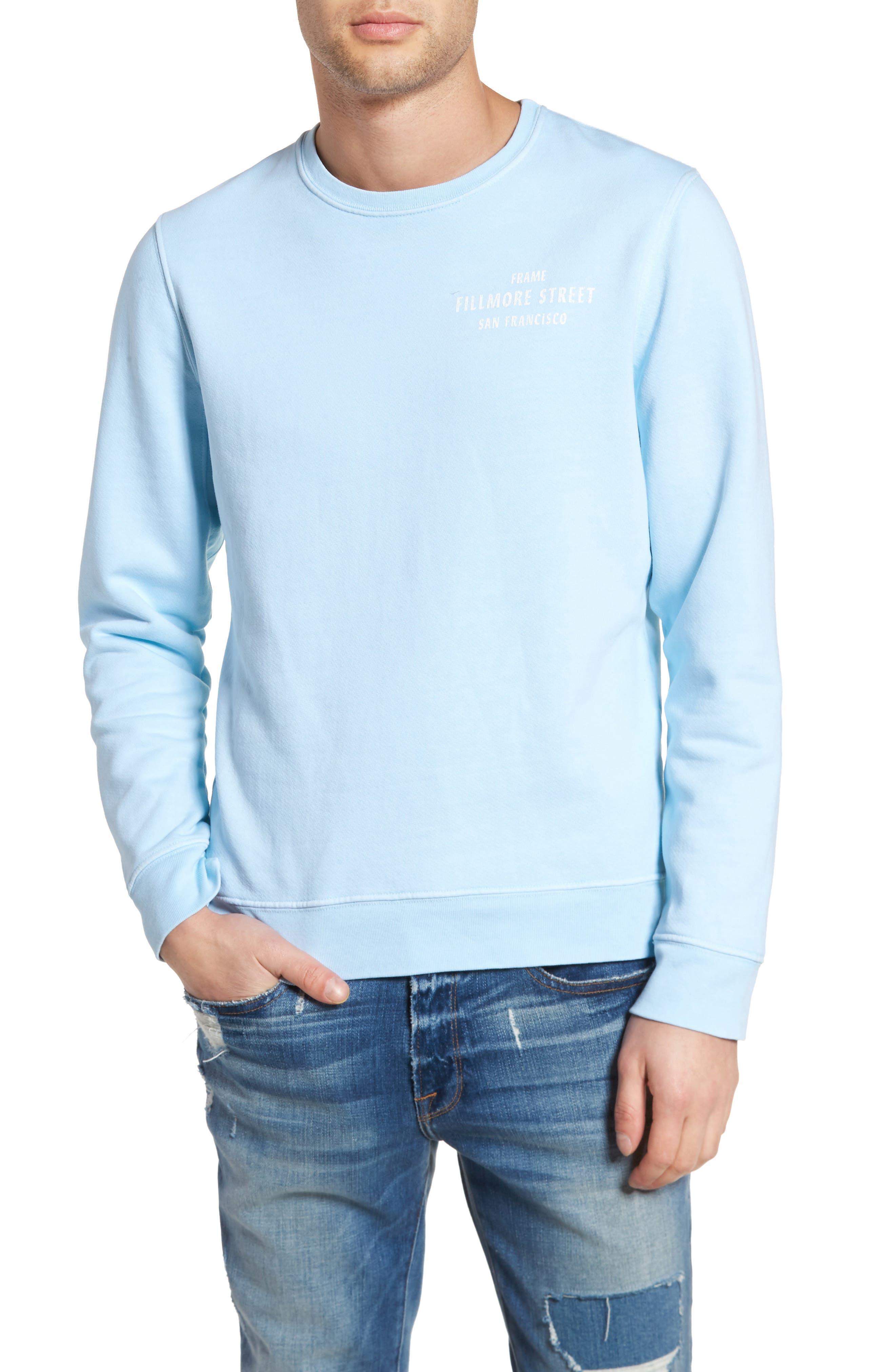 Vintage Crewneck Sweatshirt,                         Main,                         color, 400