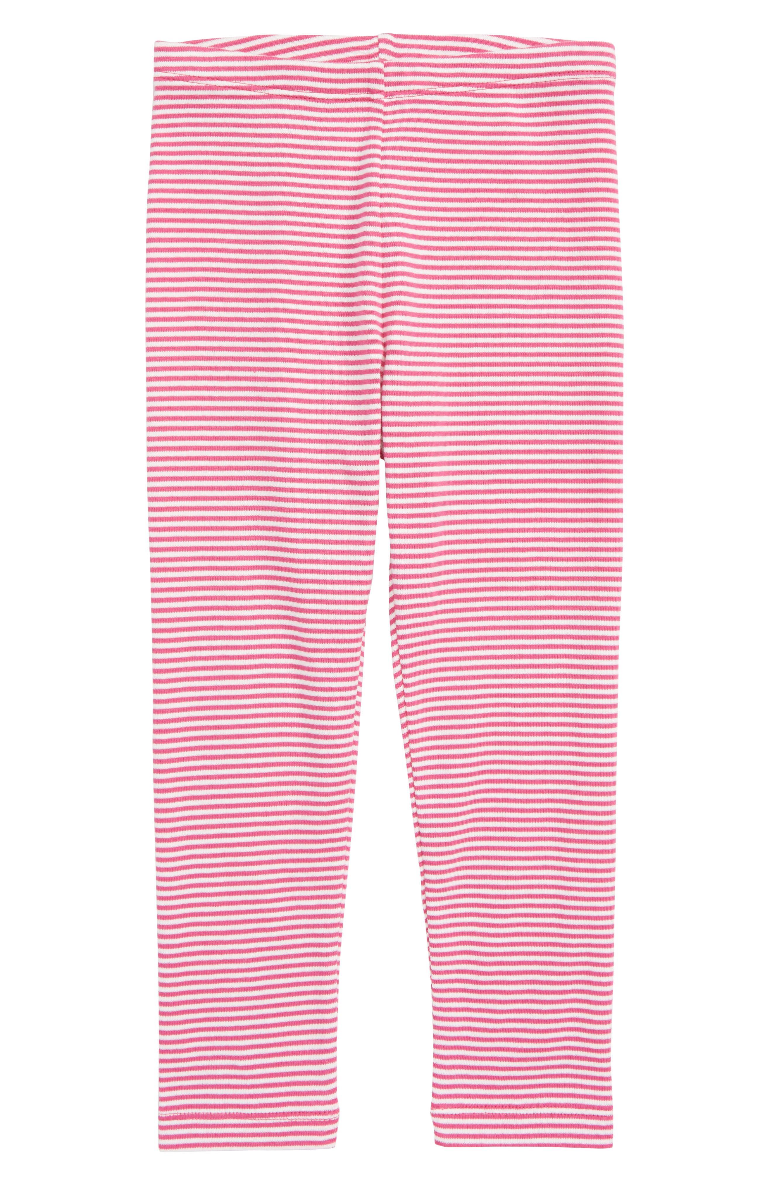 Toddler Girls Tea Collection Capri Leggings Size 2T  Pink