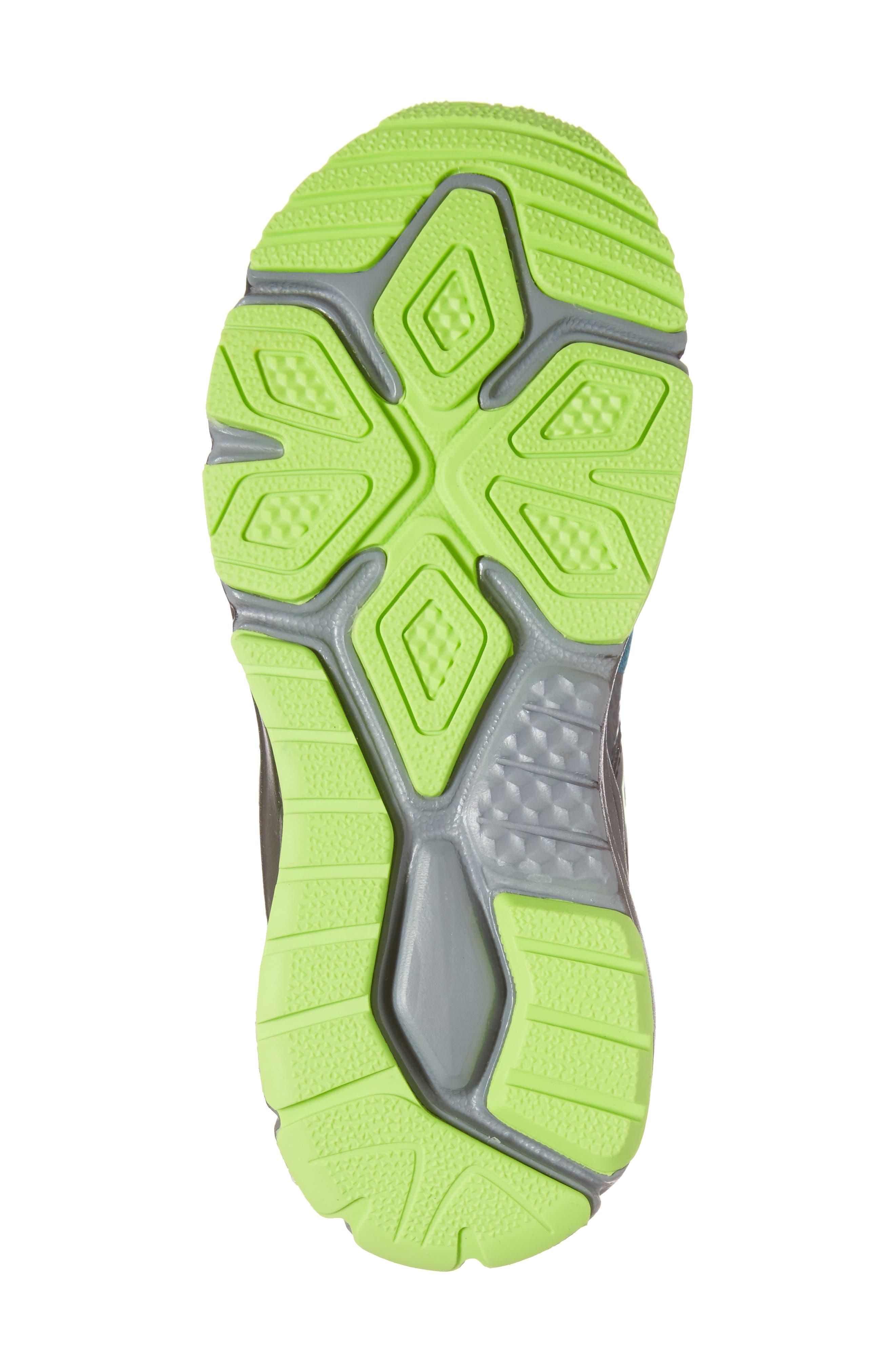200 Electric Rainbow Athletic Shoe,                             Alternate thumbnail 6, color,                             407
