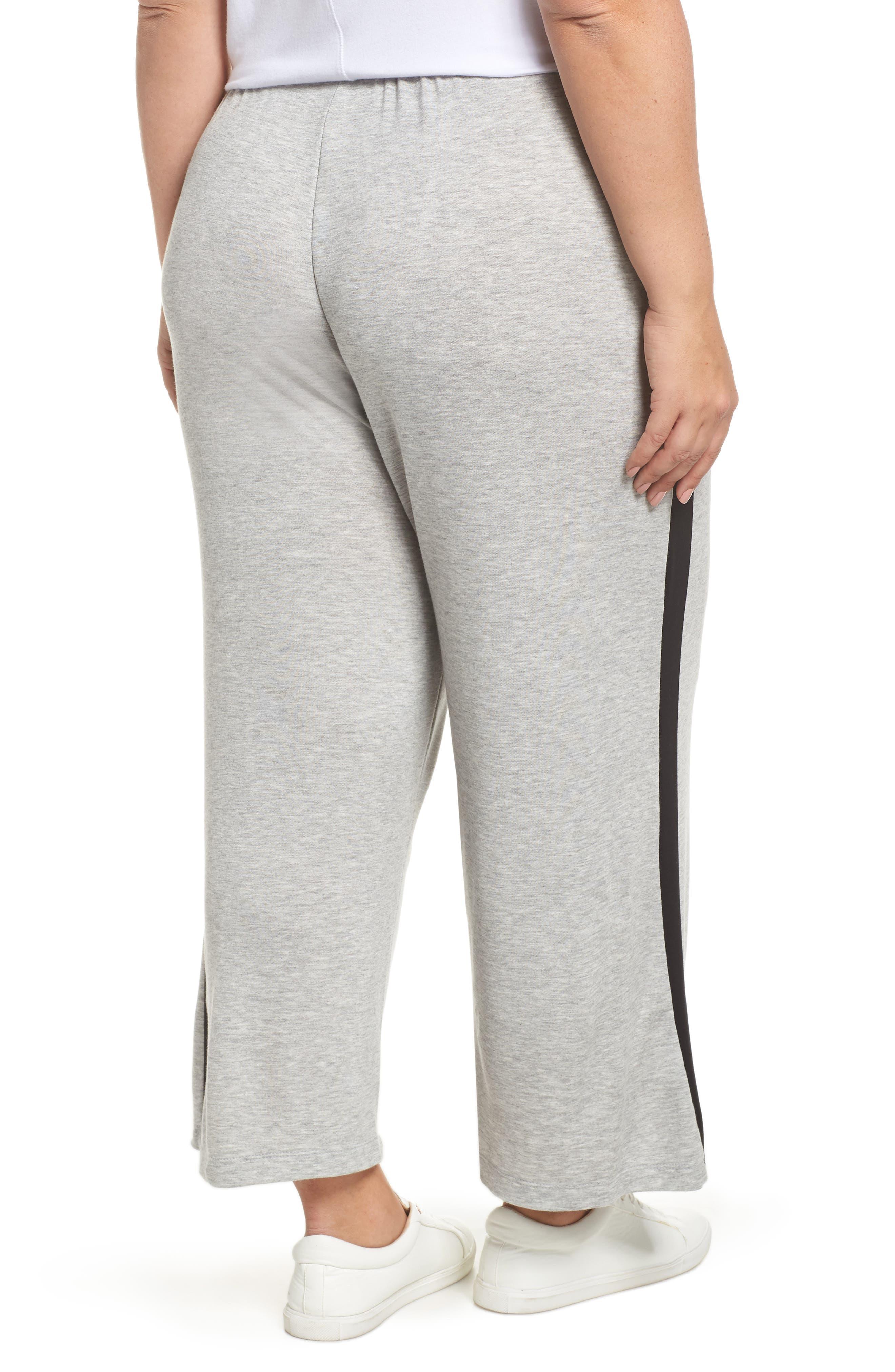 BP.,                             Sport High Rise Wide Leg Crop Pants,                             Alternate thumbnail 2, color,                             021