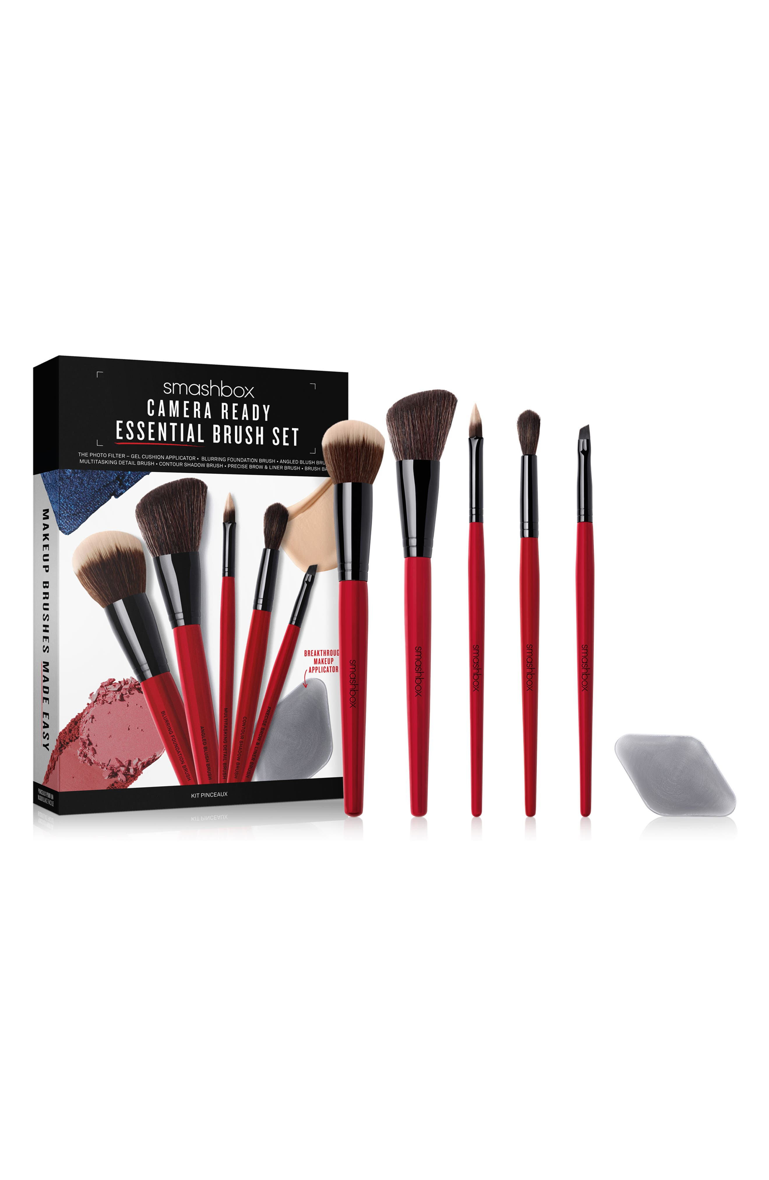 The Essential Brush Collection,                             Alternate thumbnail 2, color,                             NO COLOR