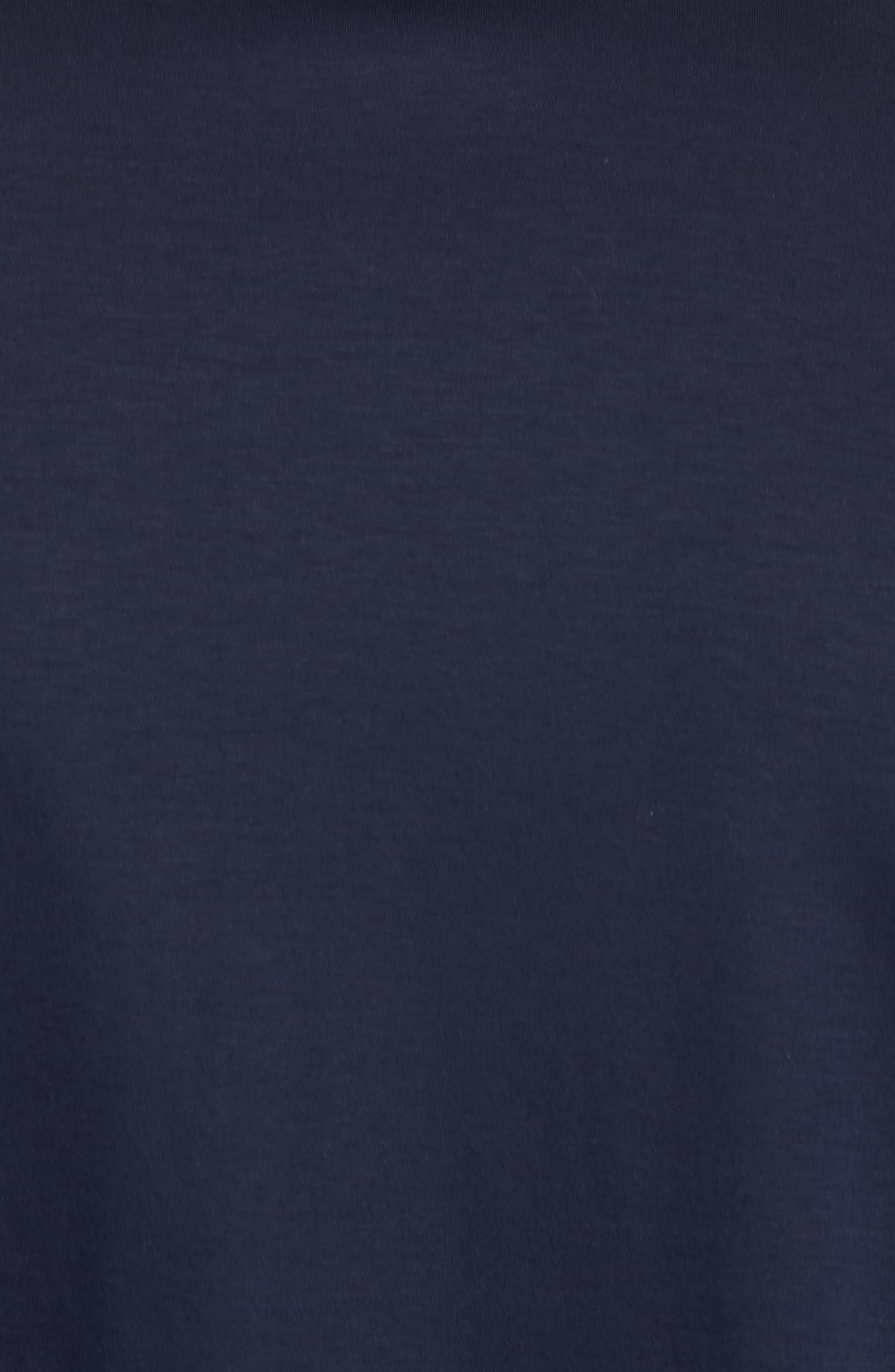 Puno Slim Fit Knit Short Sleeve Sport Shirt,                             Alternate thumbnail 5, color,                             410