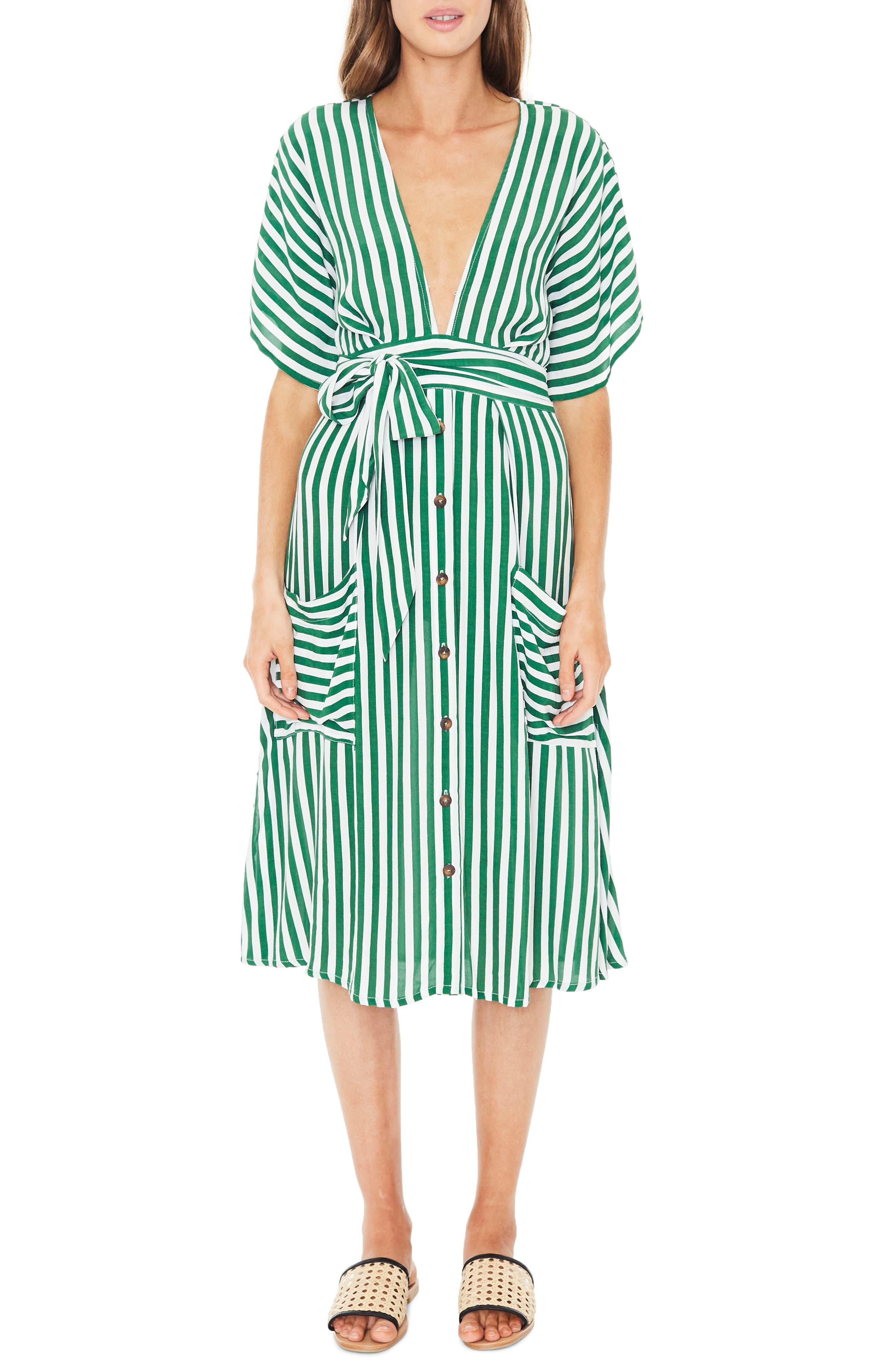 Milan Midi Dress,                         Main,                         color, 300