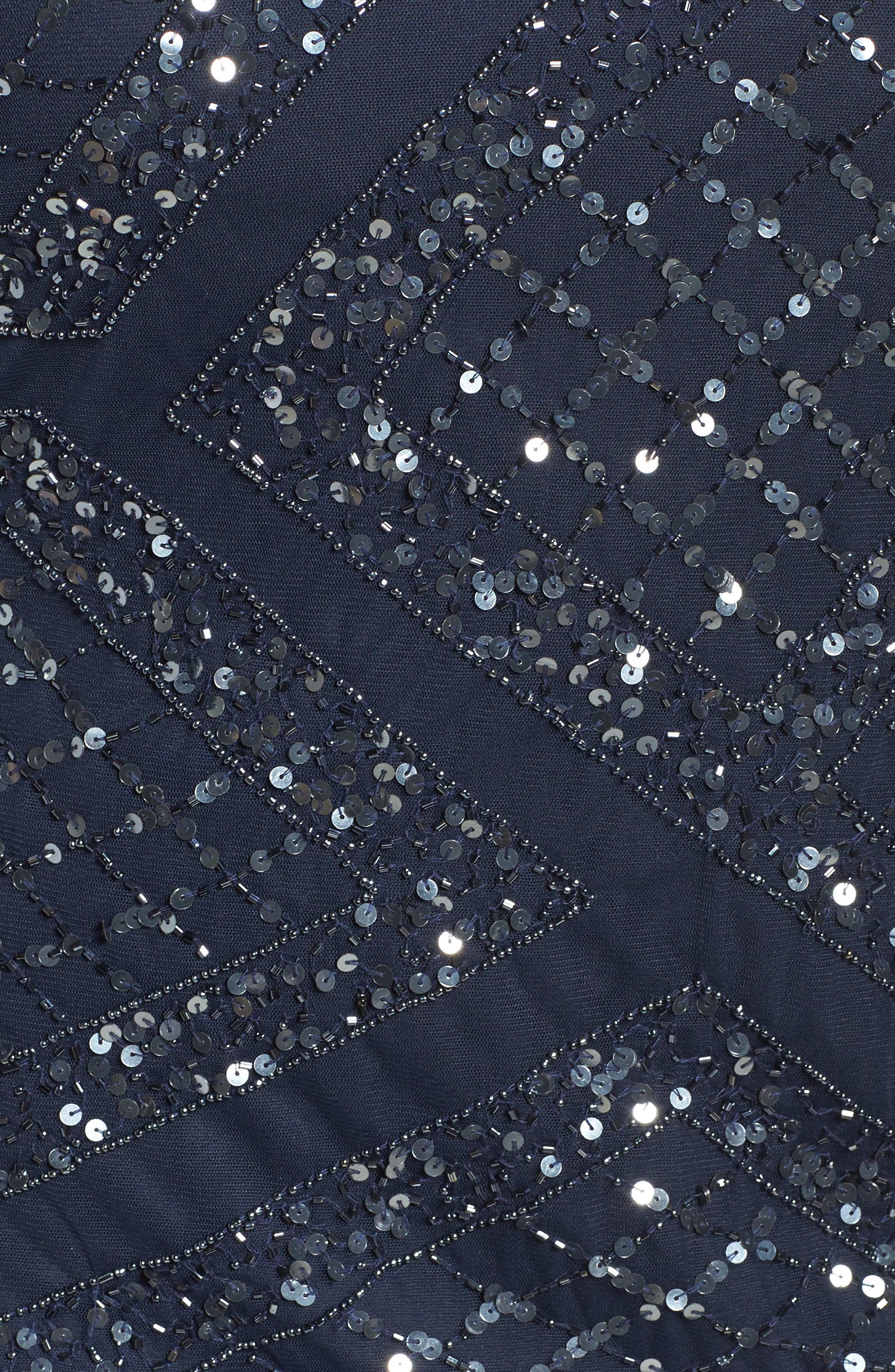 Embellished Cocktail Dress,                             Alternate thumbnail 10, color,