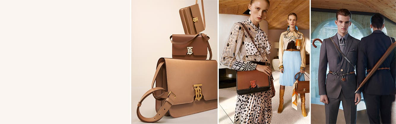 Burberry accessories, clothing and more for women and men.
