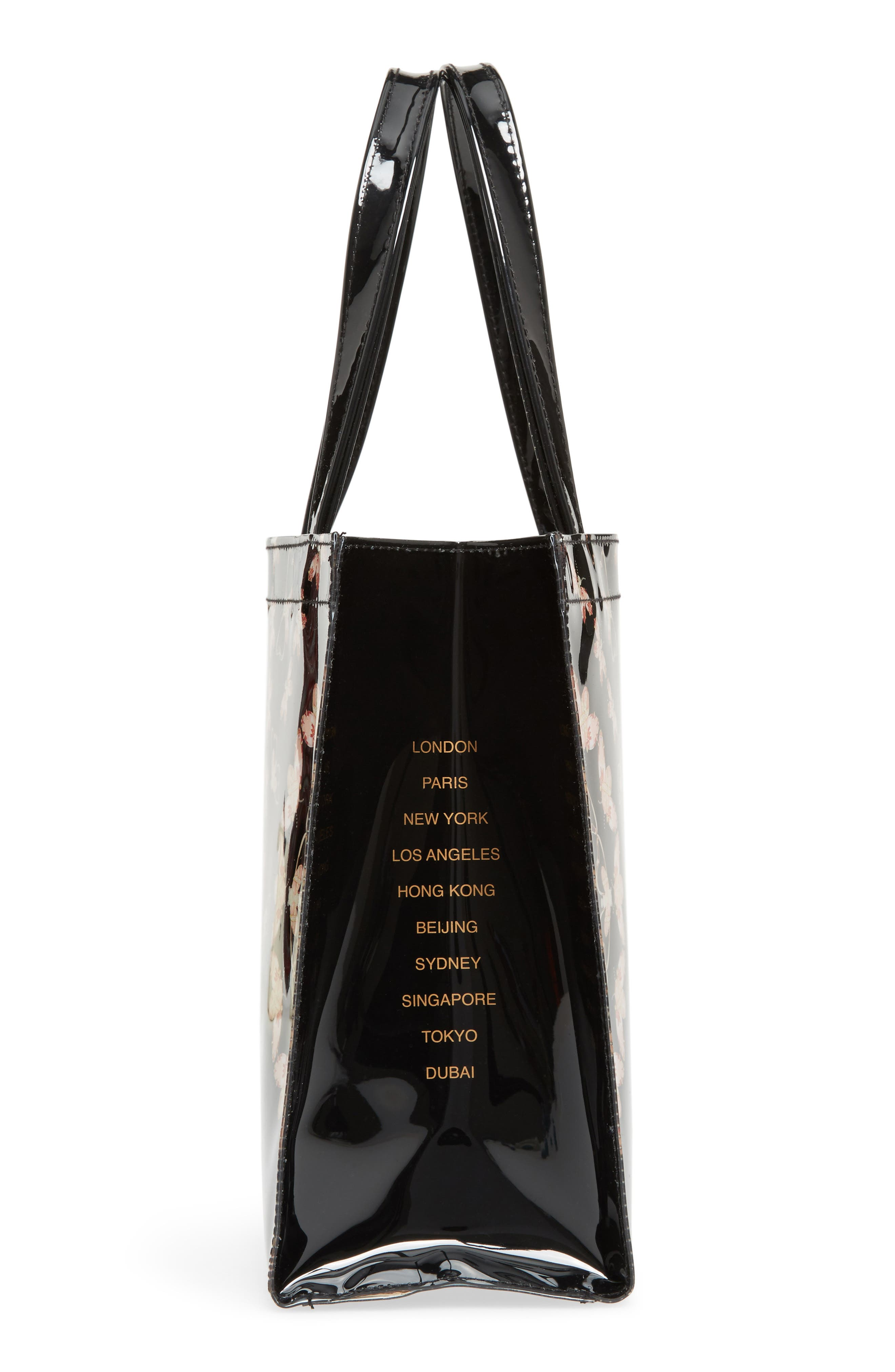 Anncon Queen Bee Icon Tote,                             Alternate thumbnail 5, color,                             001