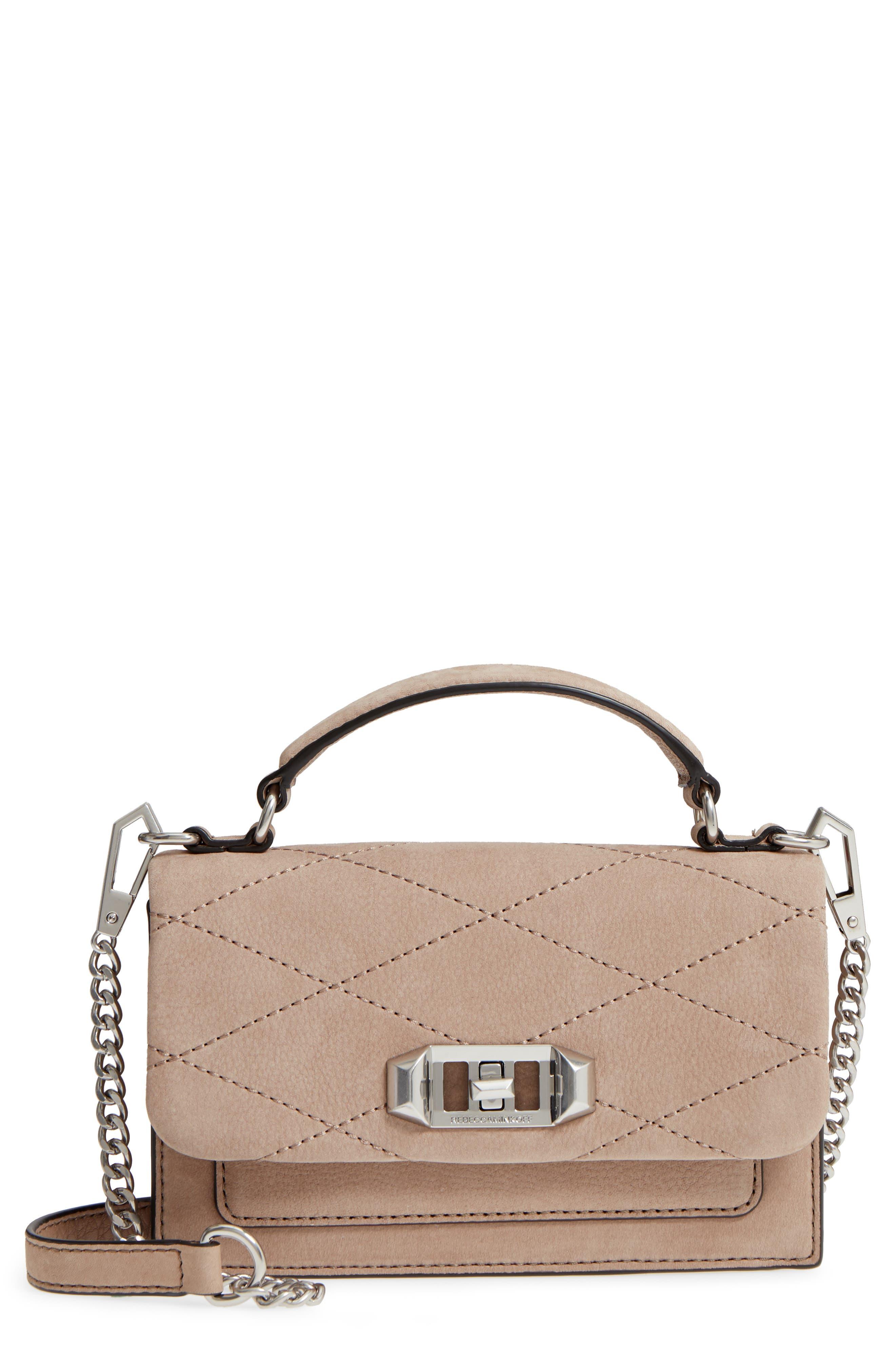 Small Je T'aime Leather Crossbody Bag,                         Main,                         color, 265