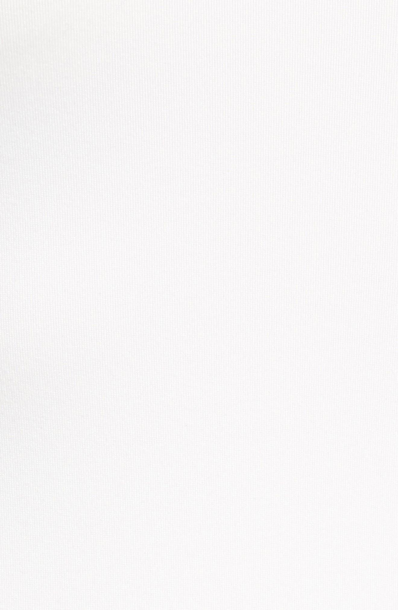 Super Scoop Bodysuit,                             Alternate thumbnail 5, color,                             SOFT WHITE