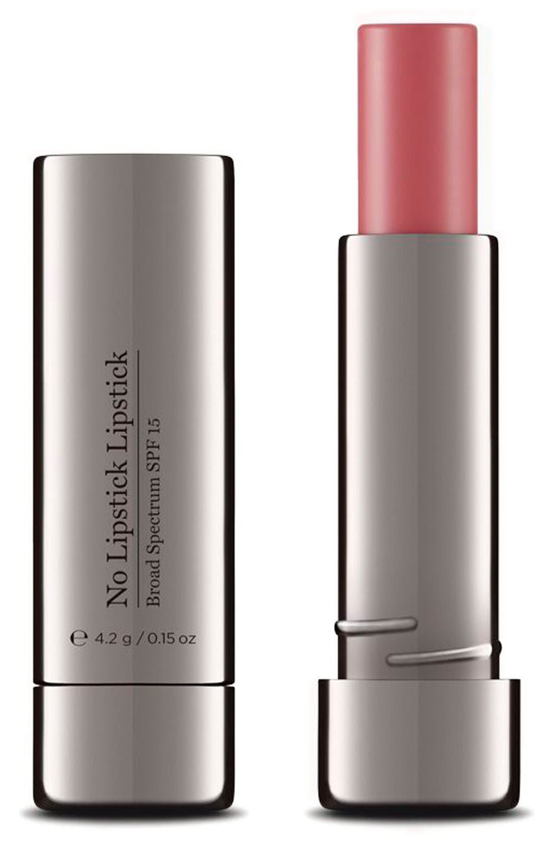 No Lipstick Lipstick SPF 15,                         Main,                         color, 000