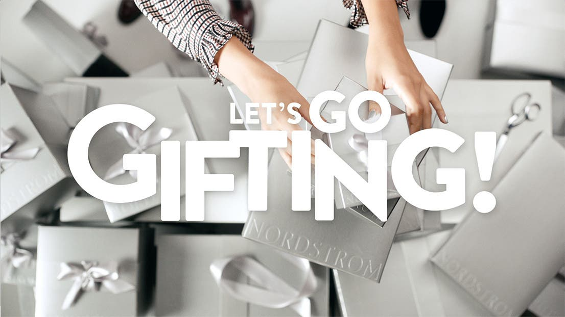 Let's go gifting!