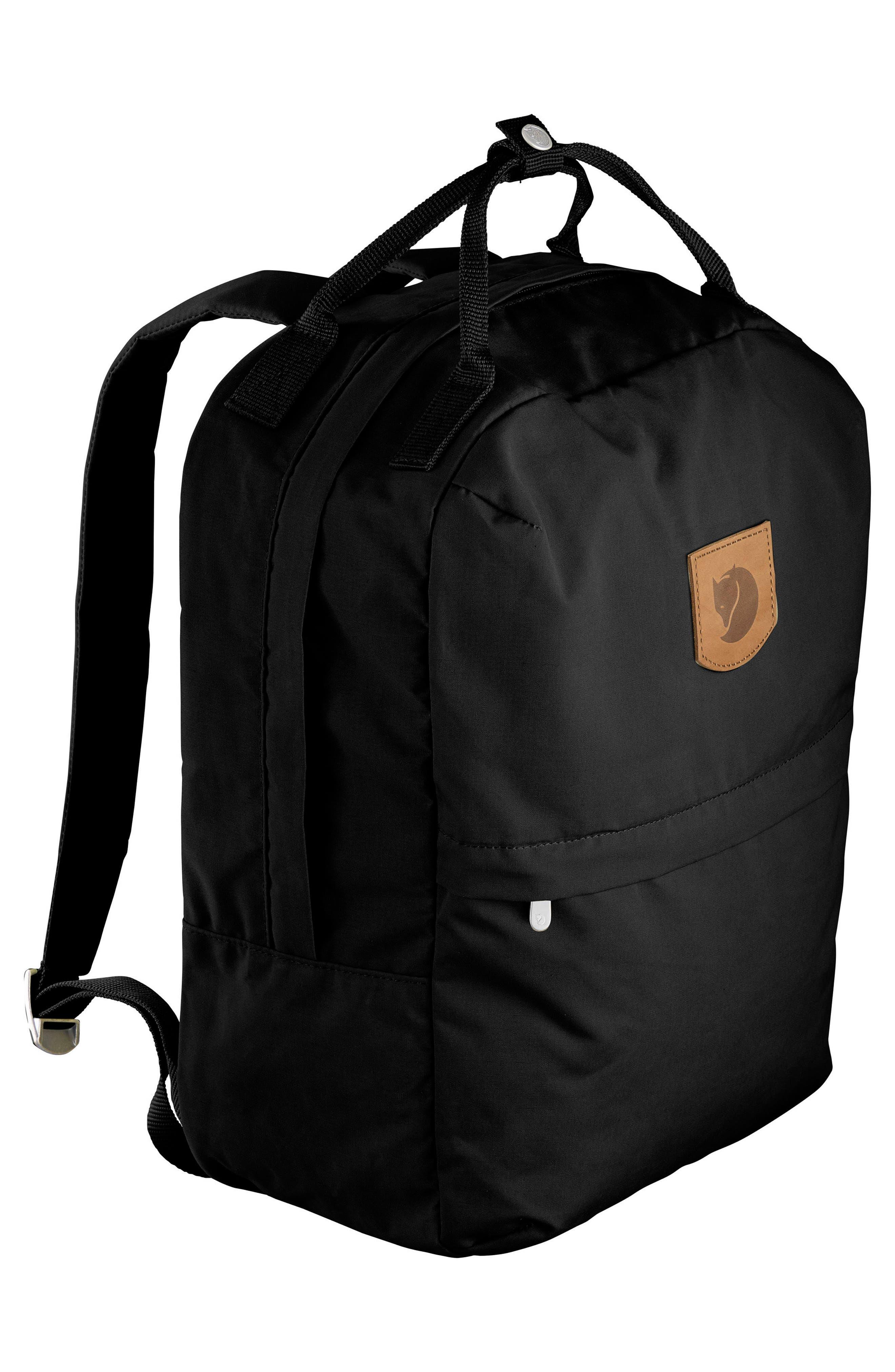 Greenland Backpack,                             Alternate thumbnail 2, color,                             BLACK