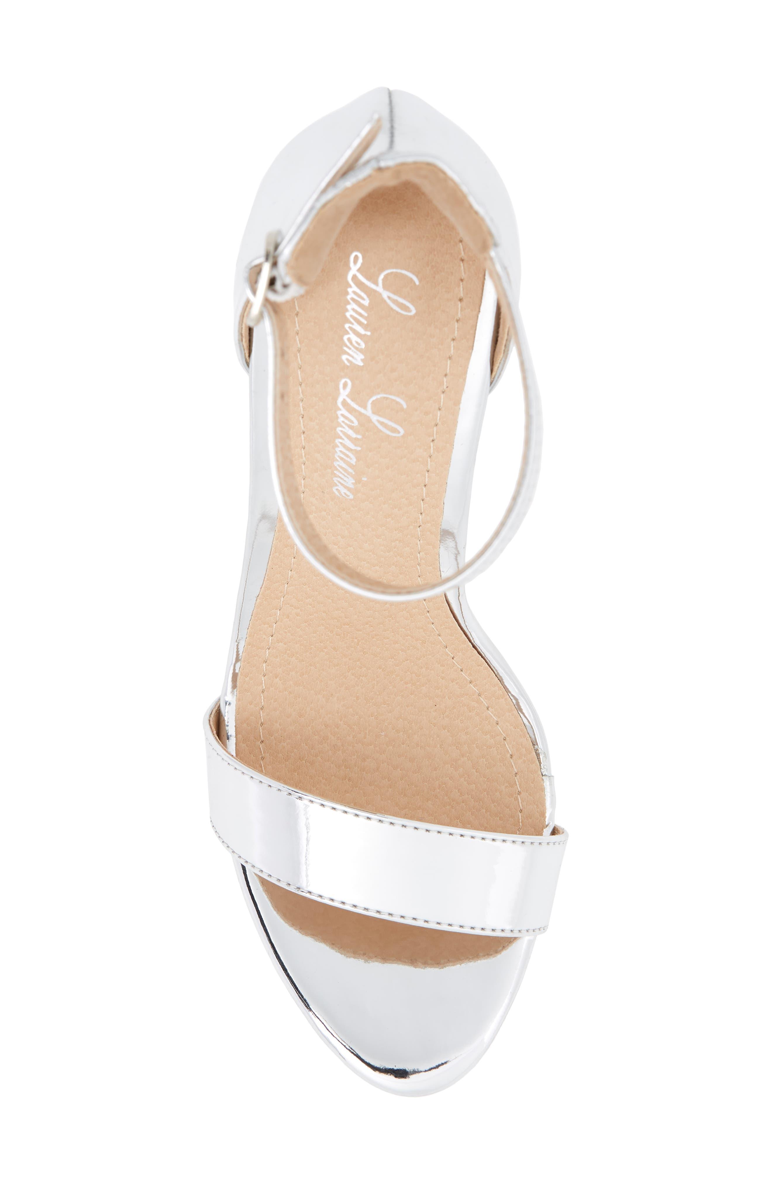 Darlene Platform Sandal,                             Alternate thumbnail 9, color,
