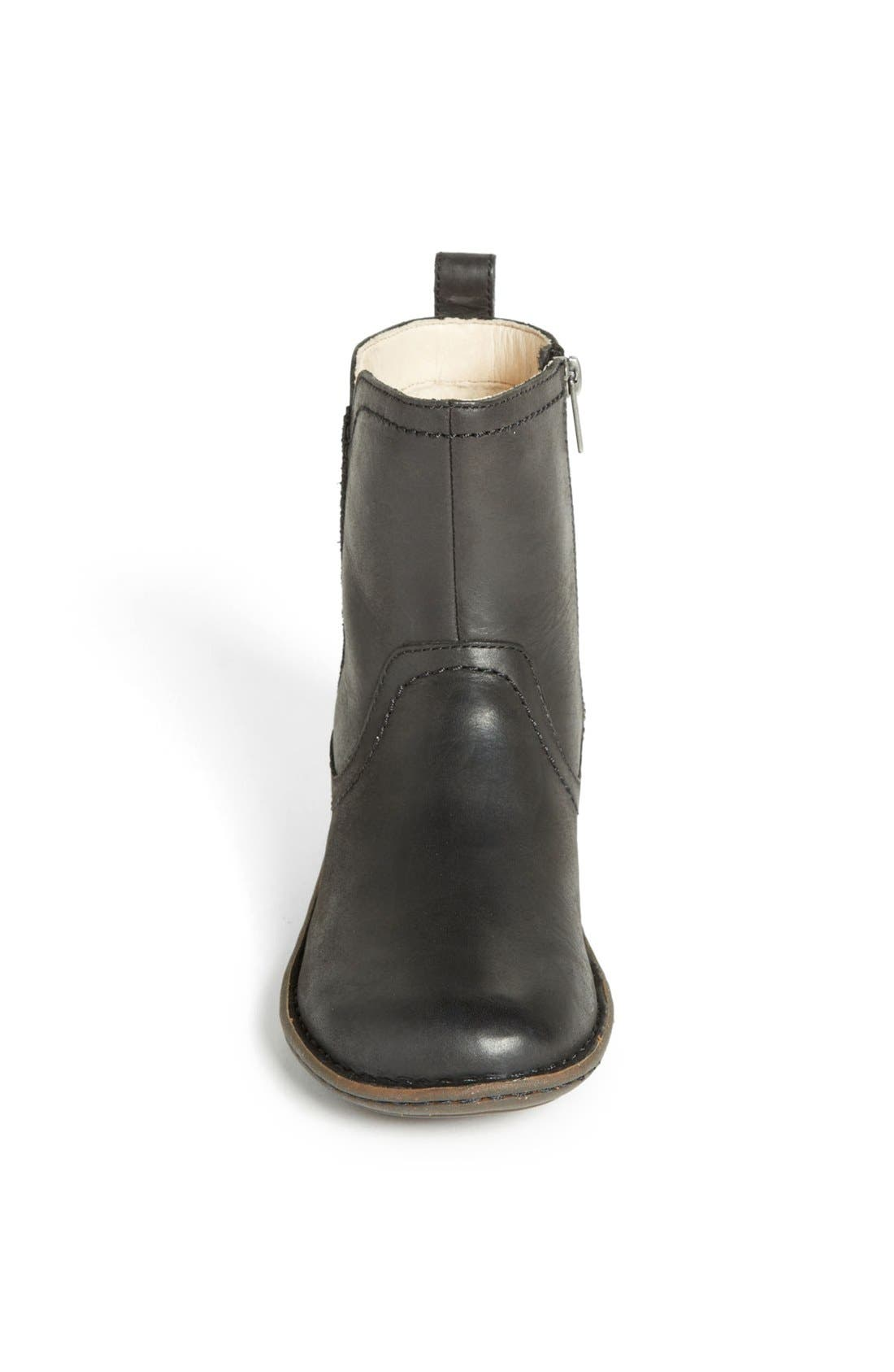 UGG<SUP>®</SUP>,                             'Neevah' Bootie,                             Alternate thumbnail 4, color,                             001