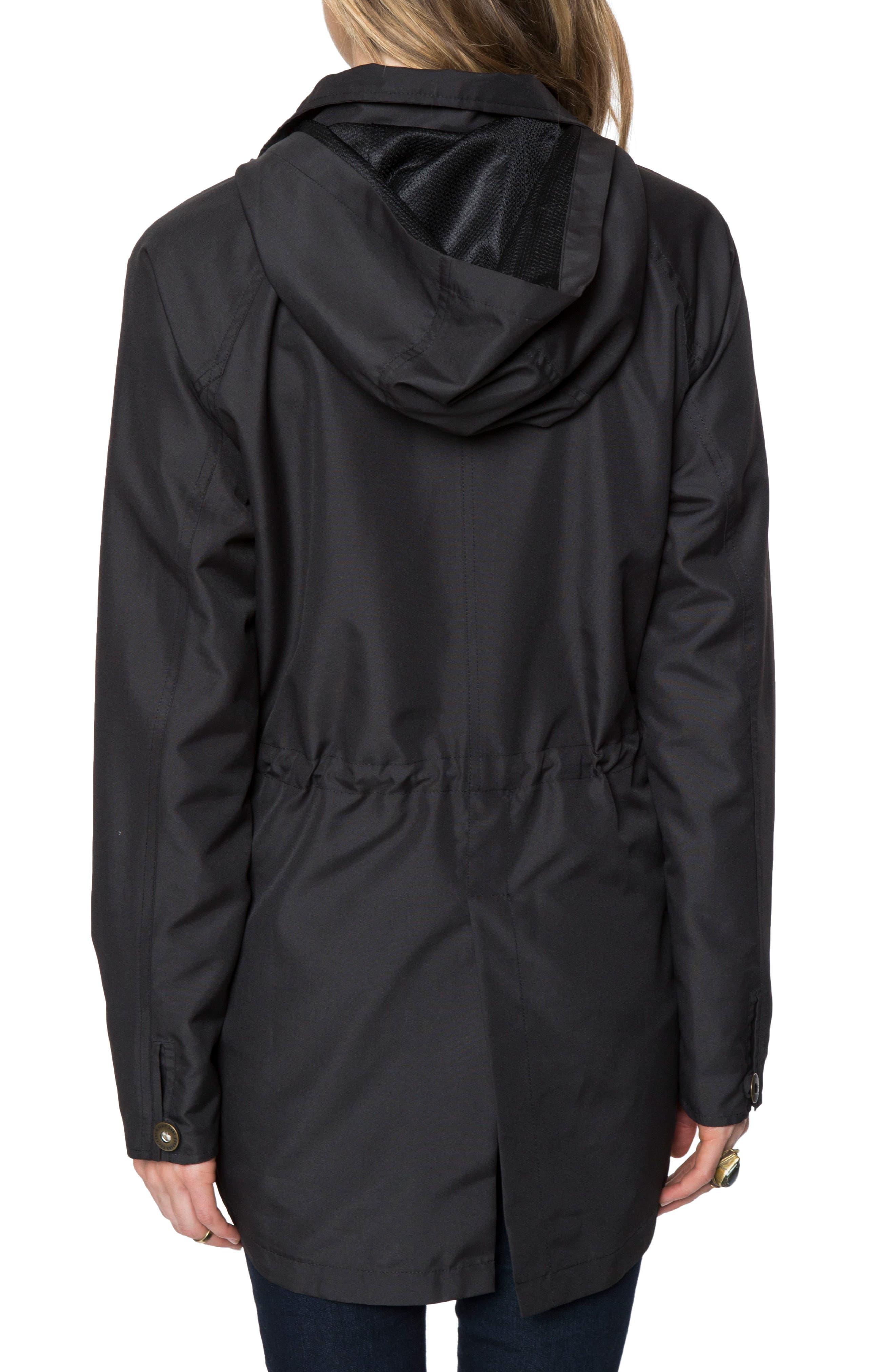 Wendy Hooded Jacket,                             Alternate thumbnail 8, color,