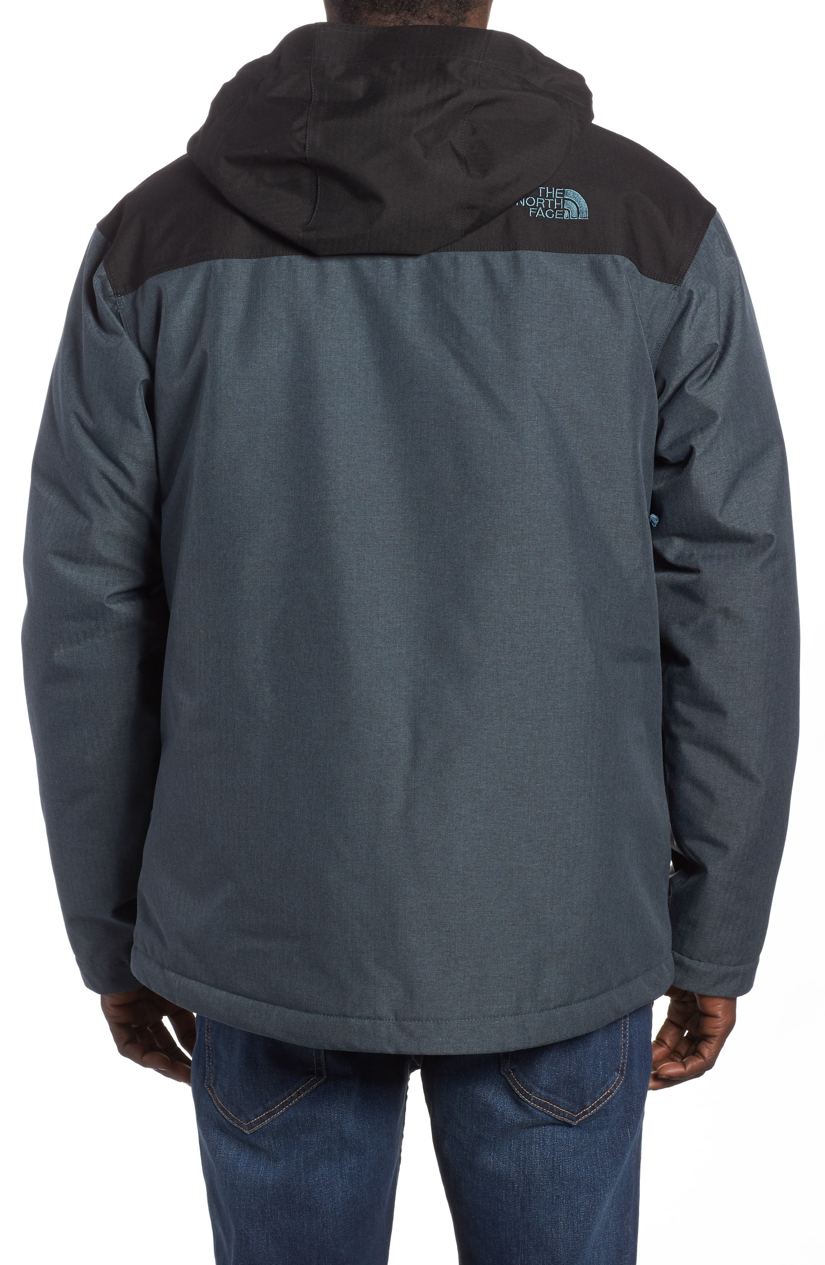 Fordyce TriClimate<sup>®</sup> 3-in-1 Waterproof Jacket,                             Alternate thumbnail 4, color,